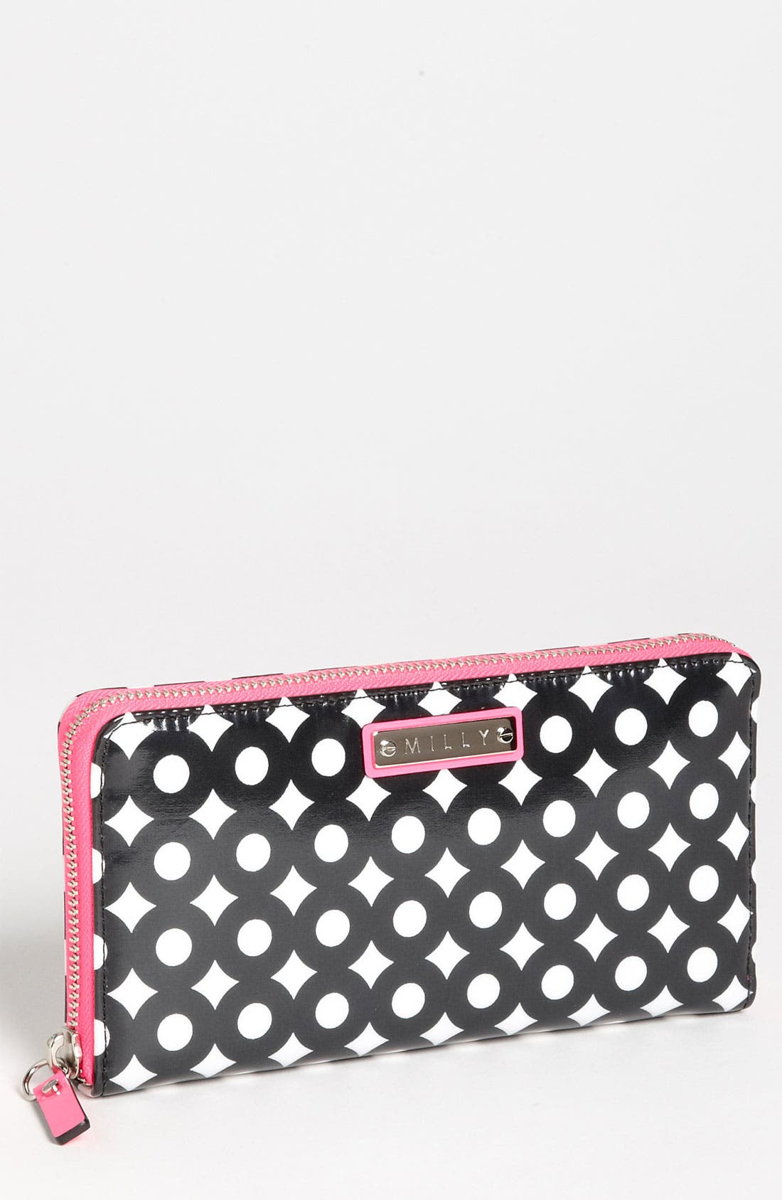 Main Image - Milly Circle Print Wallet