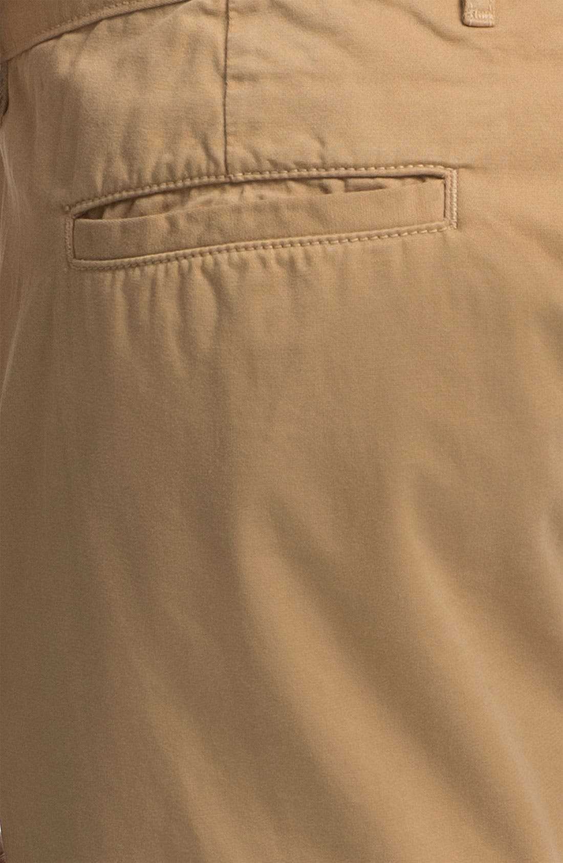 Alternate Image 3  - 7 For All Mankind® Straight Leg Chinos