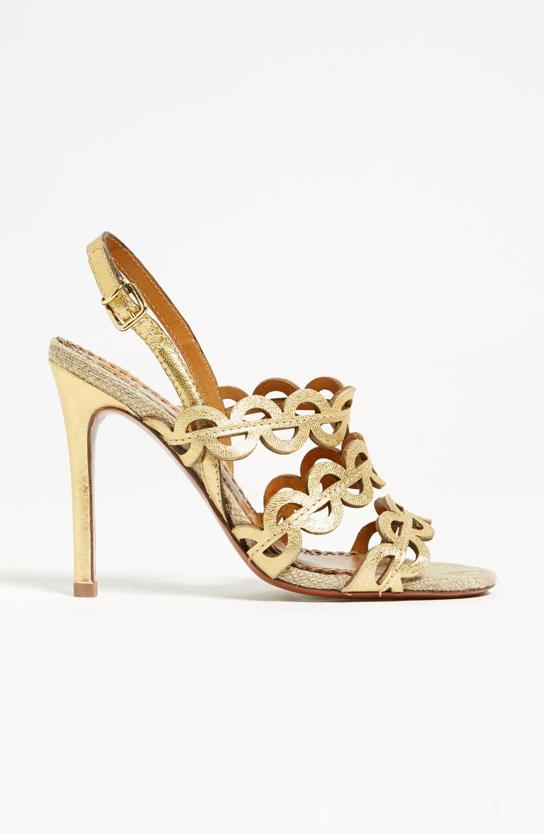 Alternate Image 4  - Tory Burch 'Ginny' Sandal