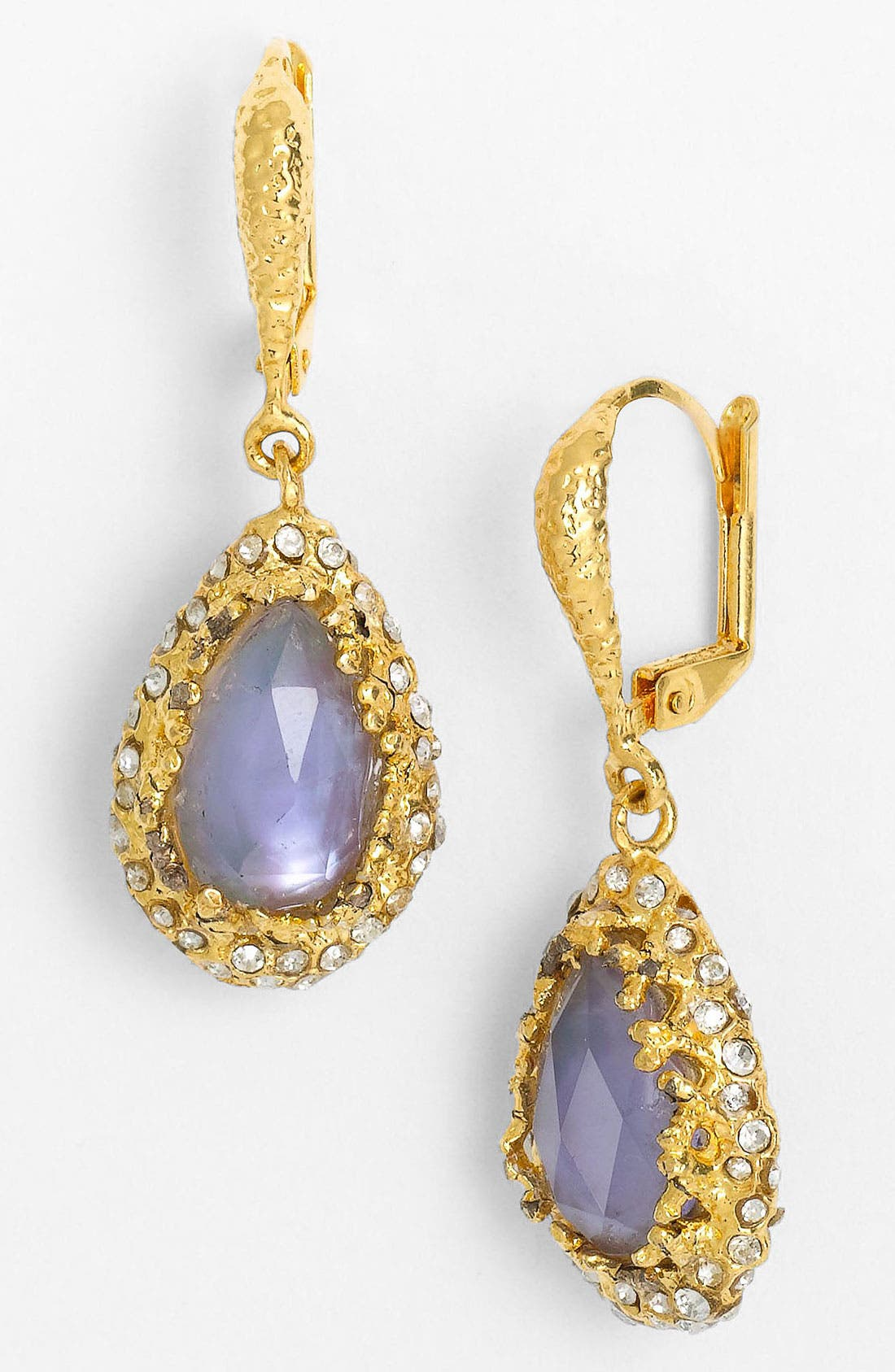 Alternate Image 1 Selected - Alexis Bittar 'Elements - Floral' Teardrop Earrings