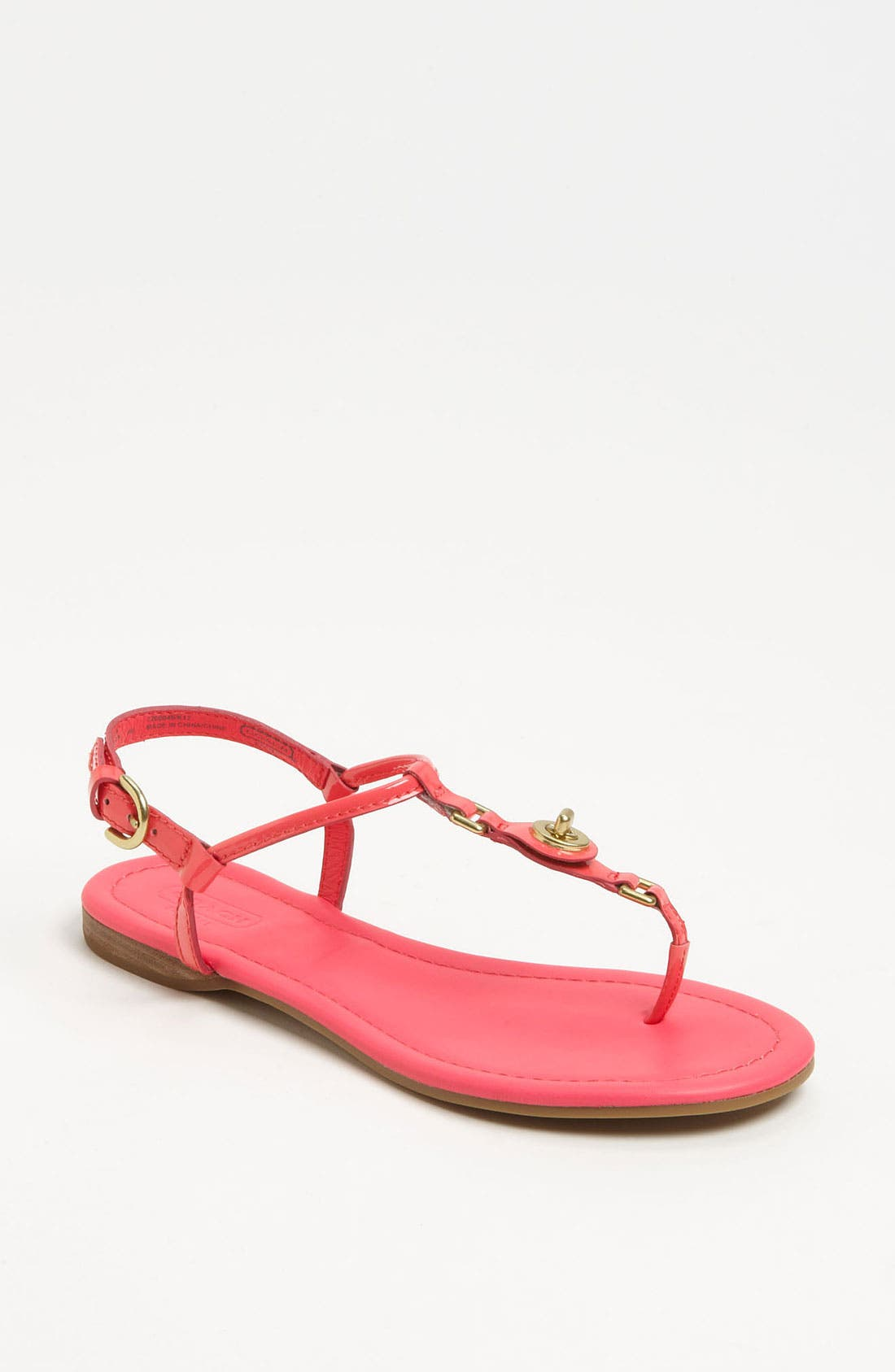Alternate Image 1 Selected - COACH 'Robyn' Sandal