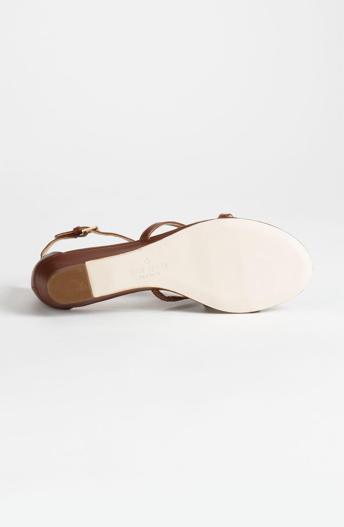 Alternate Image 4  - kate spade new york 'vilina' sandal