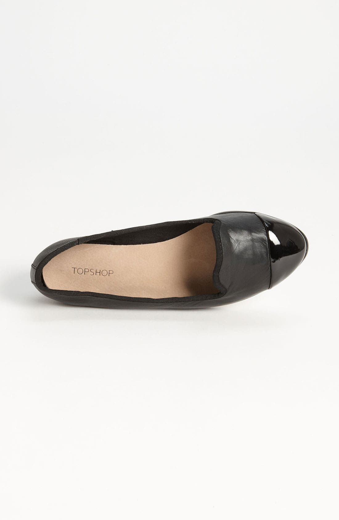 Alternate Image 3  - Topshop 'Mill' Flat