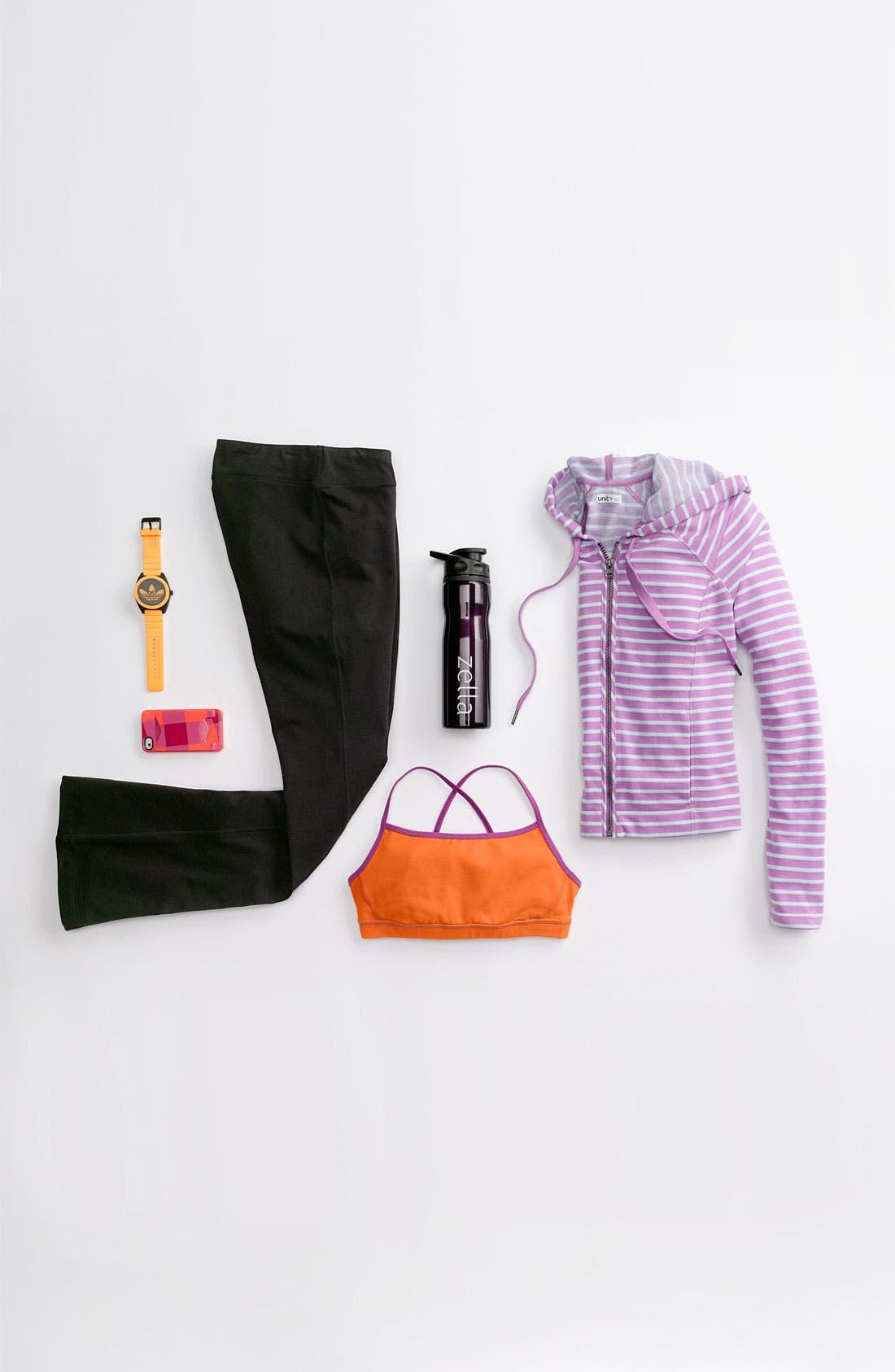 Alternate Image 4  - Unit-Y 'Backstage' Stripe Jacket