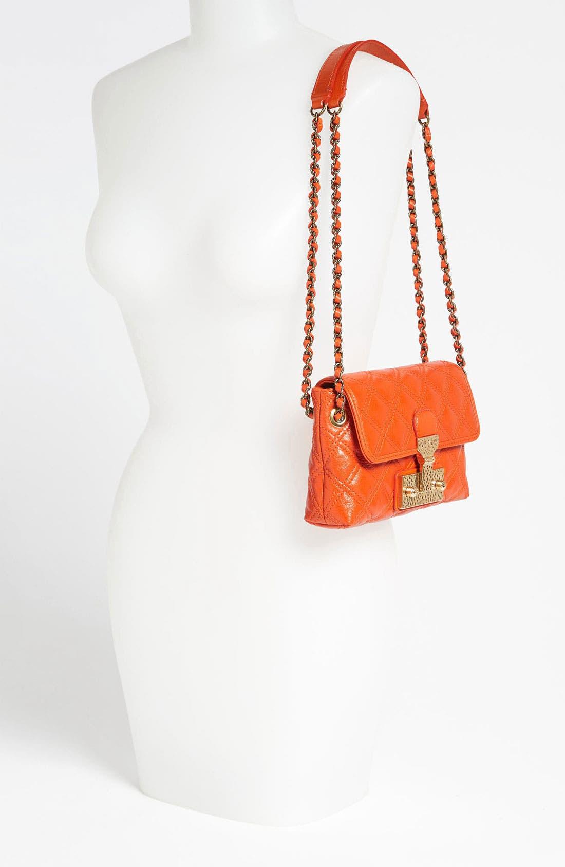 Alternate Image 2  - MARC JACOBS 'Baroque - Single' Leather Shoulder Bag