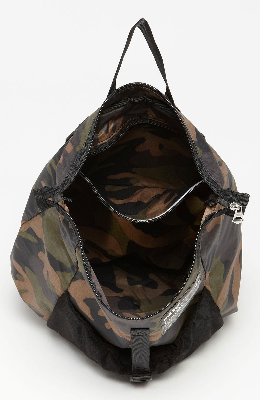 Alternate Image 3  - DIESEL® 'Litro' Backpack