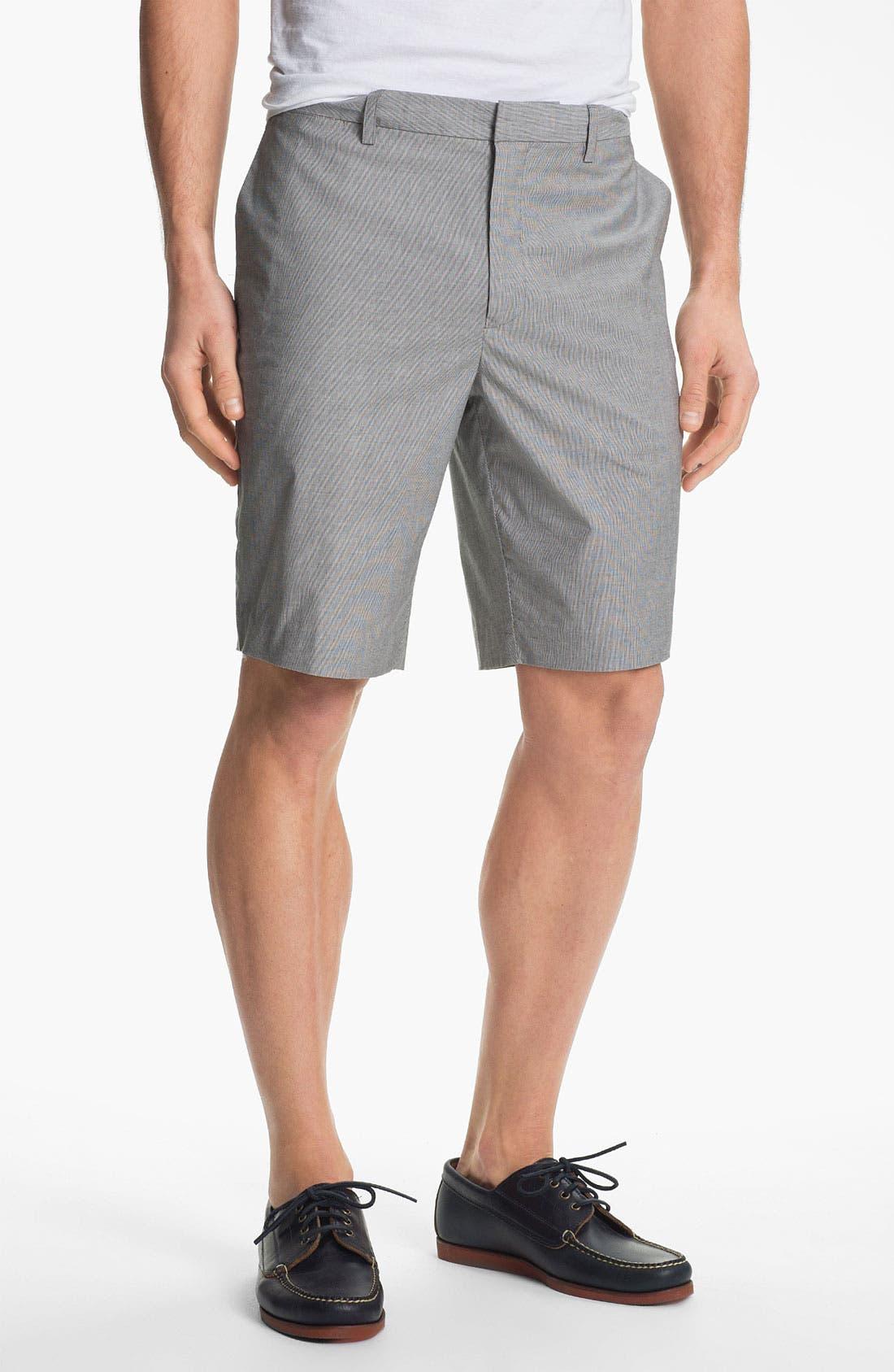 Alternate Image 1 Selected - Calibrate Flat Front Shorts
