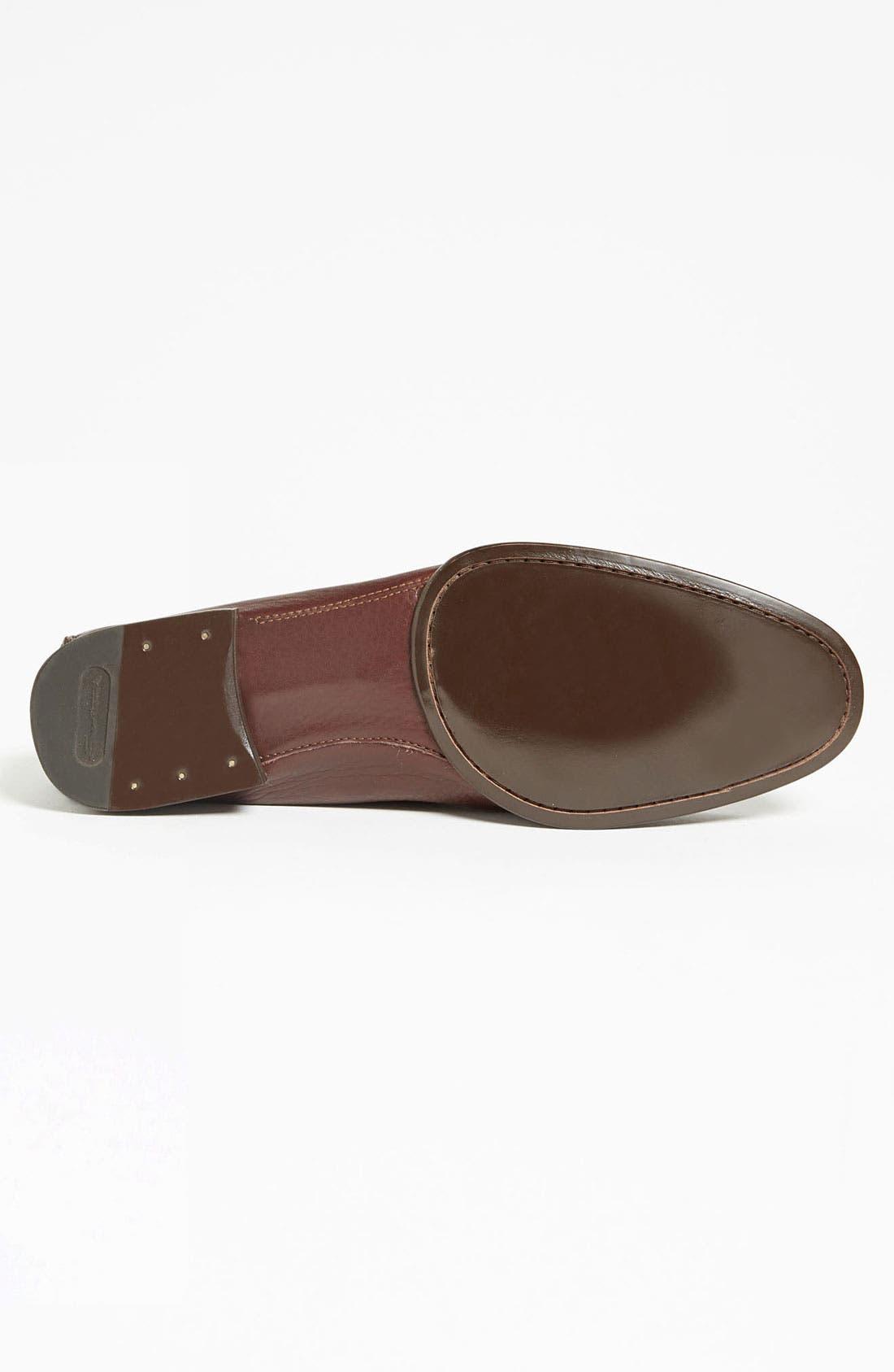 Alternate Image 4  - Santoni 'Tennant' Loafer