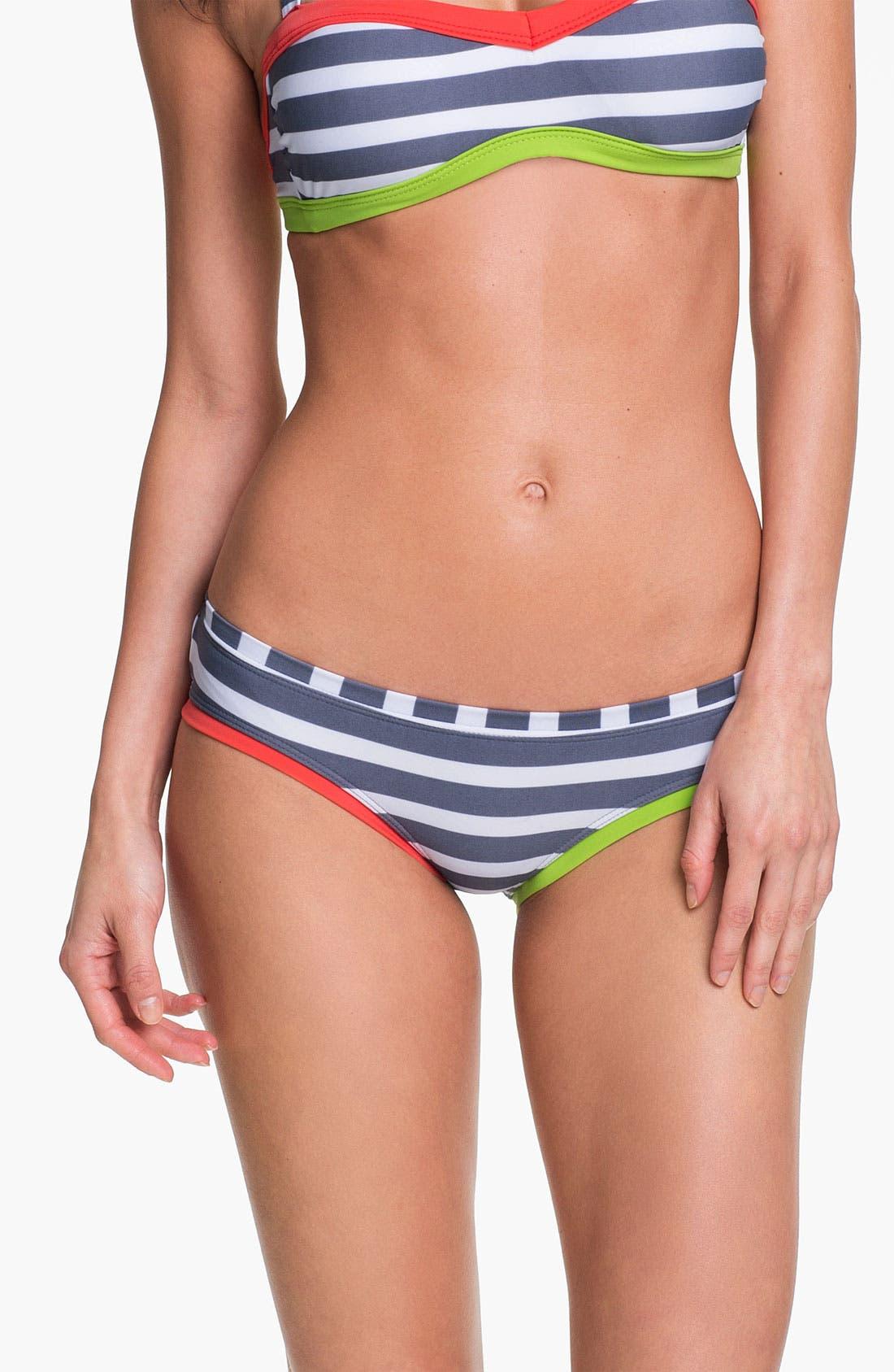 Alternate Image 2  - BCA 'Rugby Coastal' Bikini Bottoms