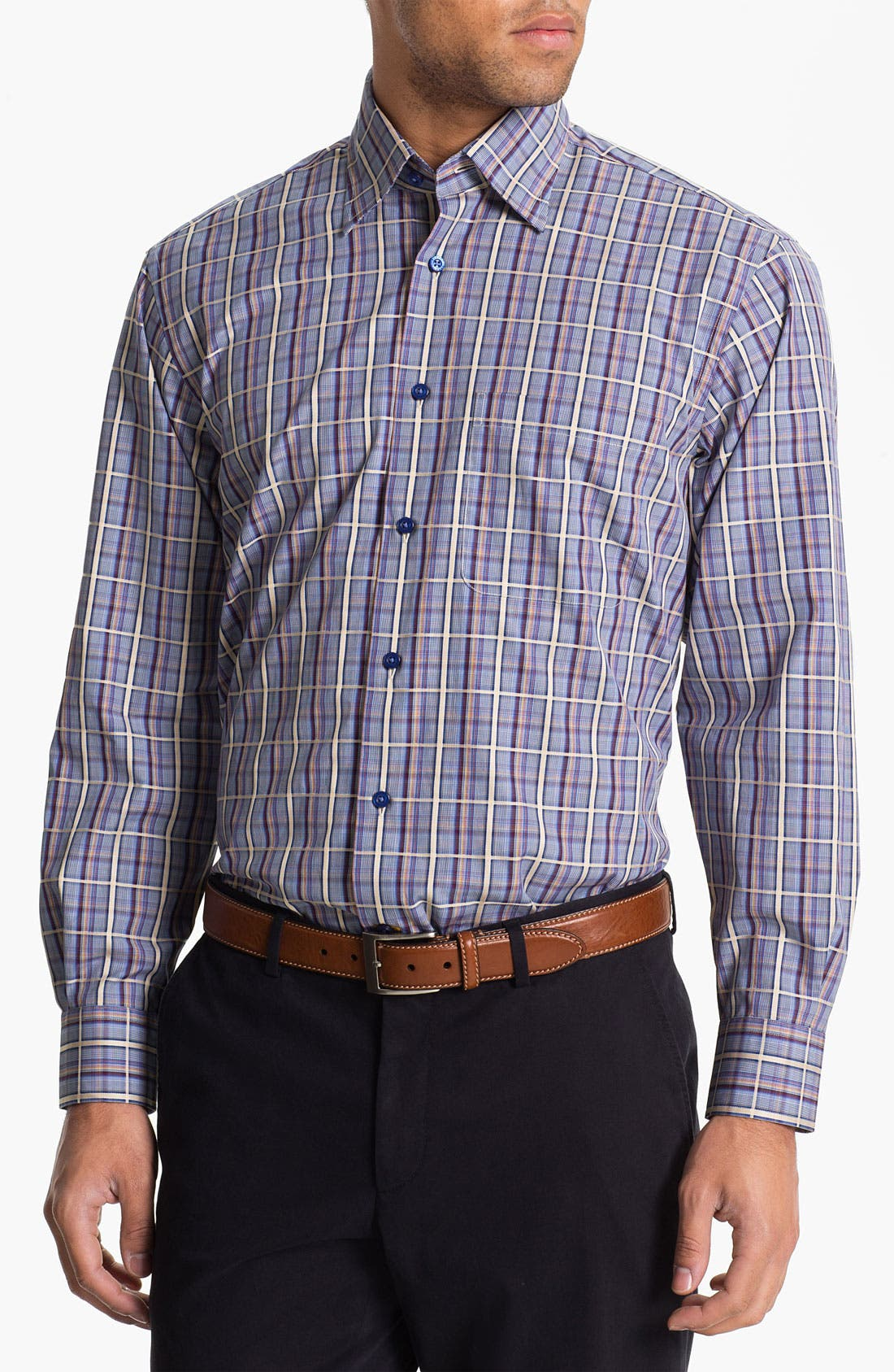 Main Image - Robert Talbott Regular Fit Sport Shirt