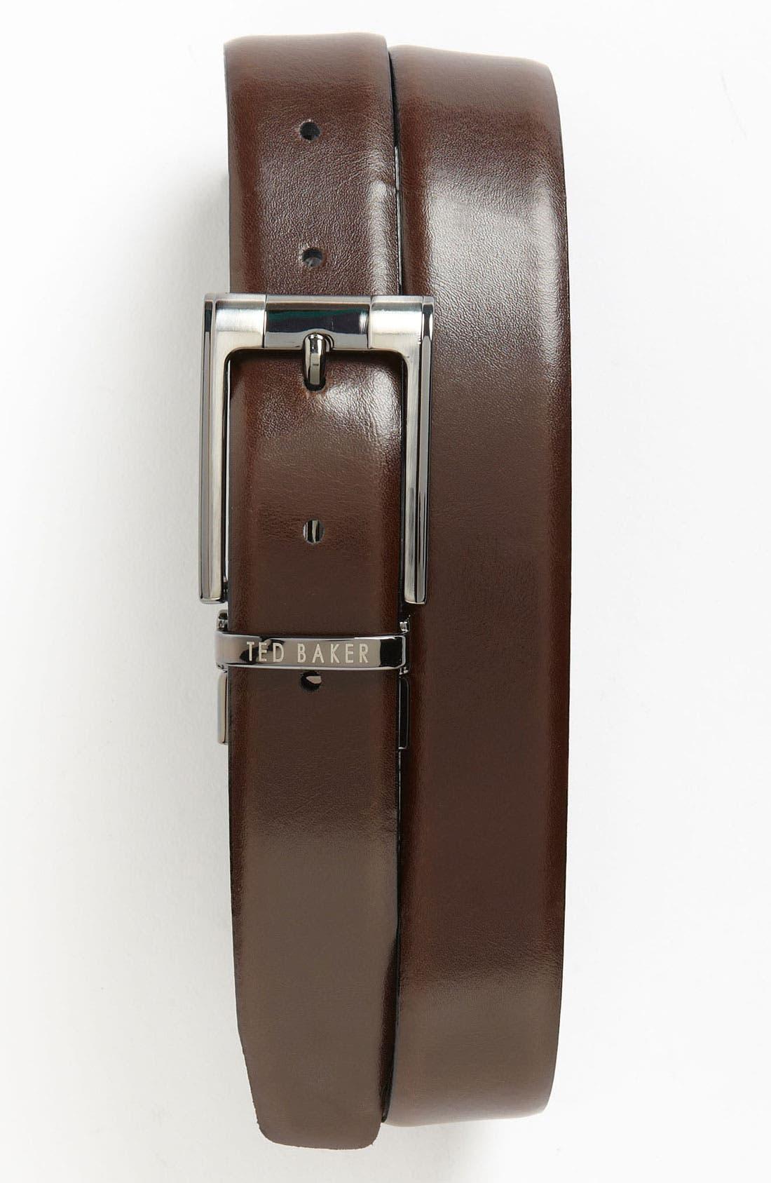 Alternate Image 2  - Ted Baker London 'Crafti' Reversible Belt