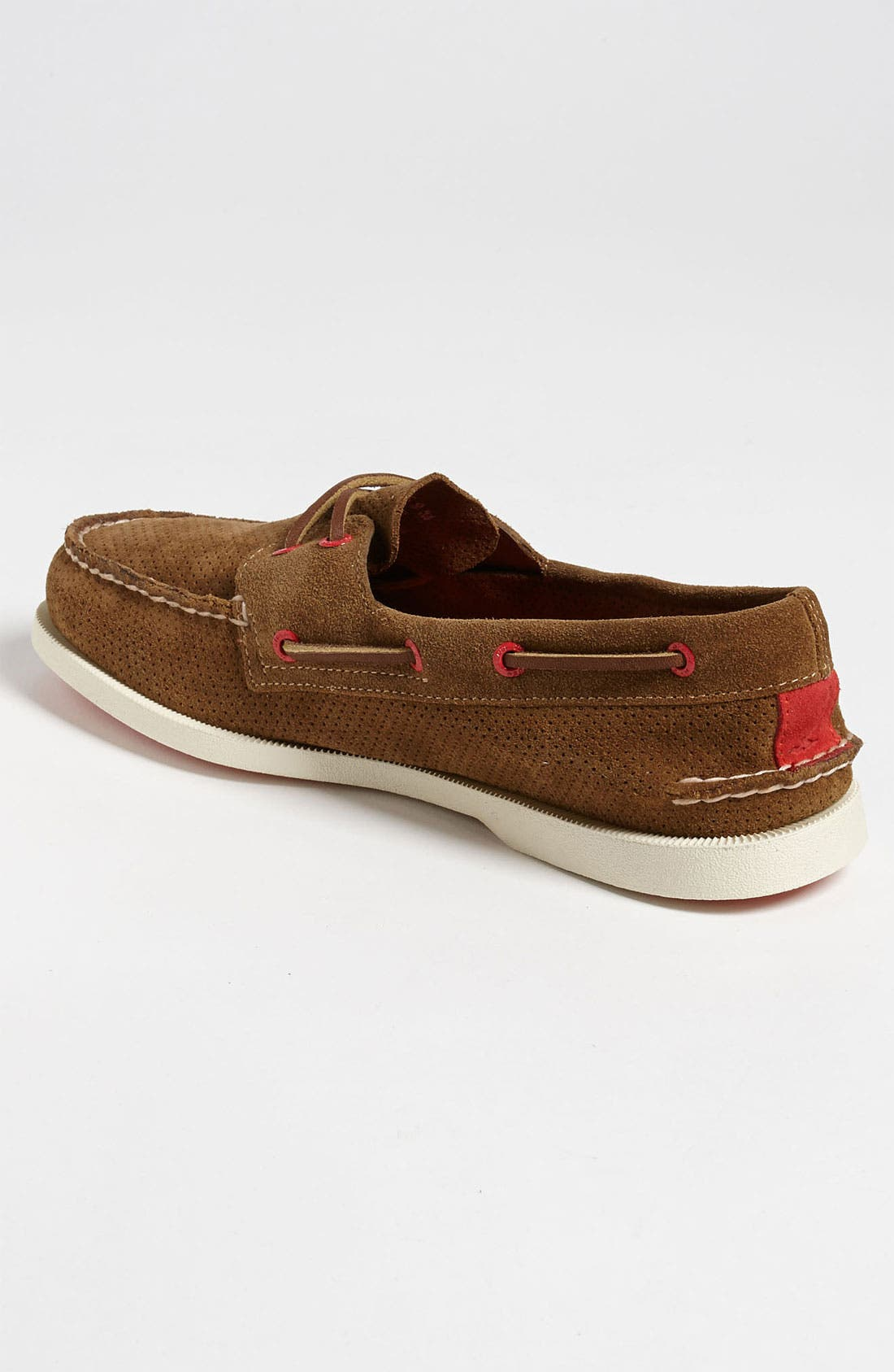 Alternate Image 2  - Sperry Top-Sider® 'Authentic Original' Suede Boat Shoe (Men)