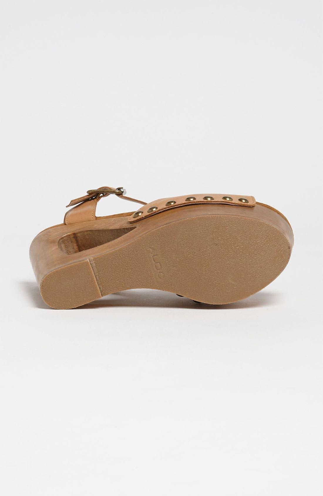 Alternate Image 4  - ALDO 'Baraby' Sandal