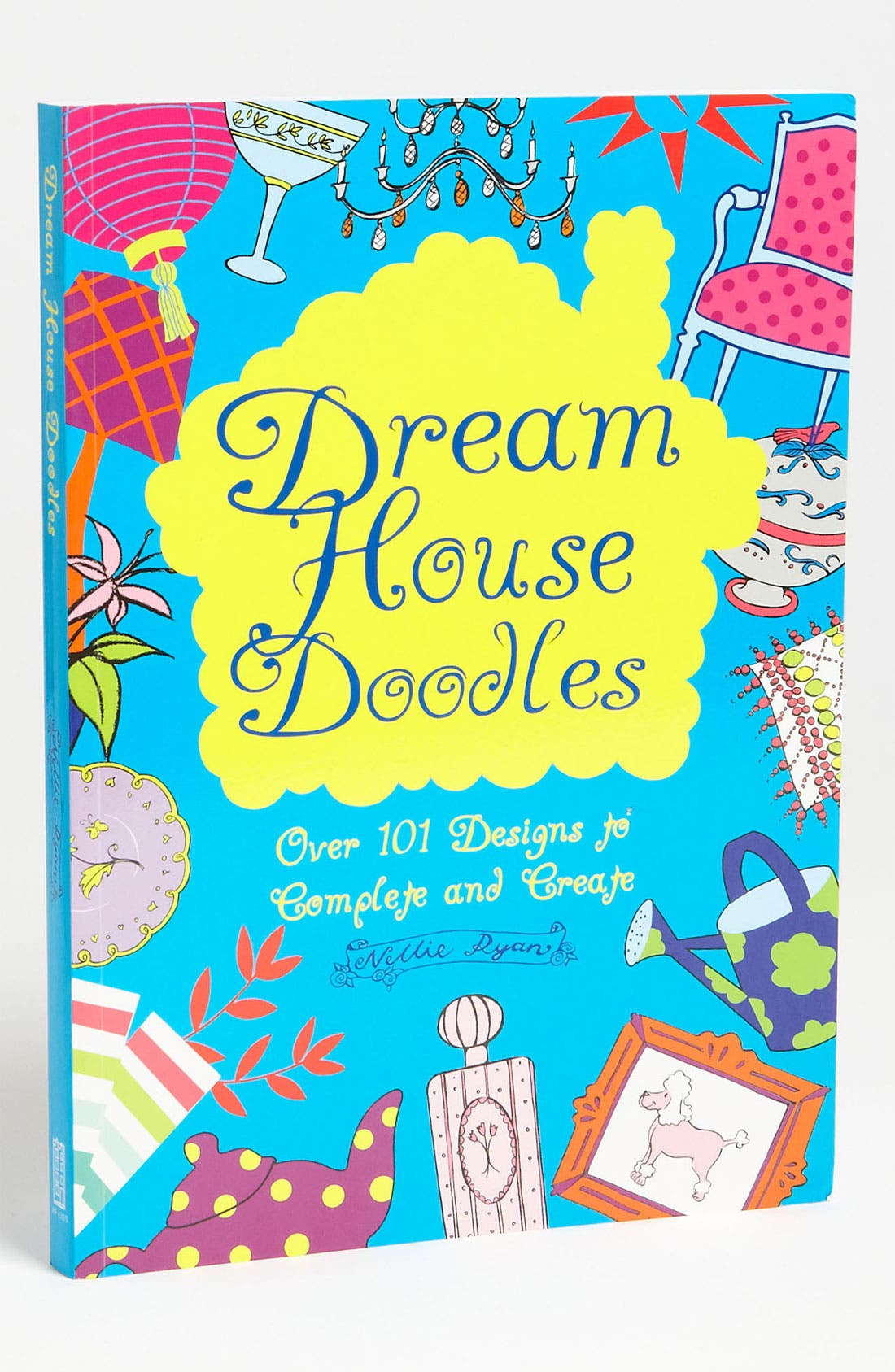 Alternate Image 1 Selected - 'Dream House Doodles' Book (Girls)