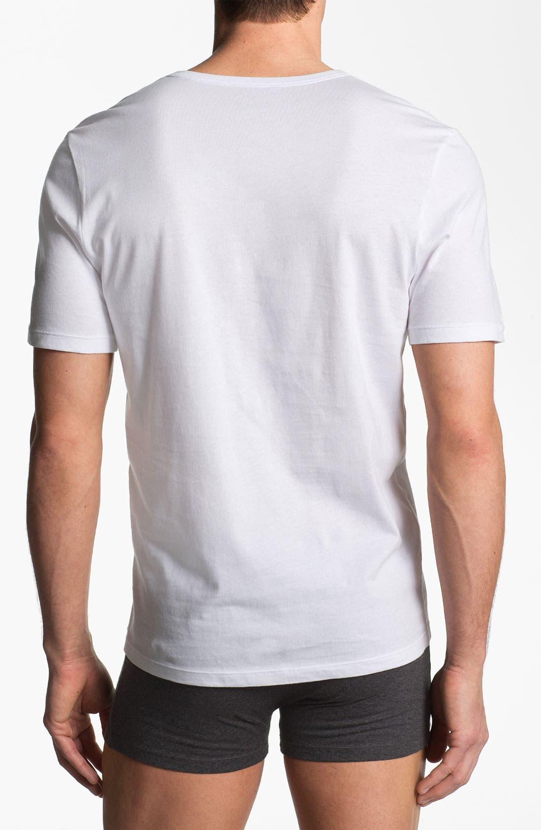 Alternate Image 2  - BOSS 3-Pack Crewneck T-Shirt