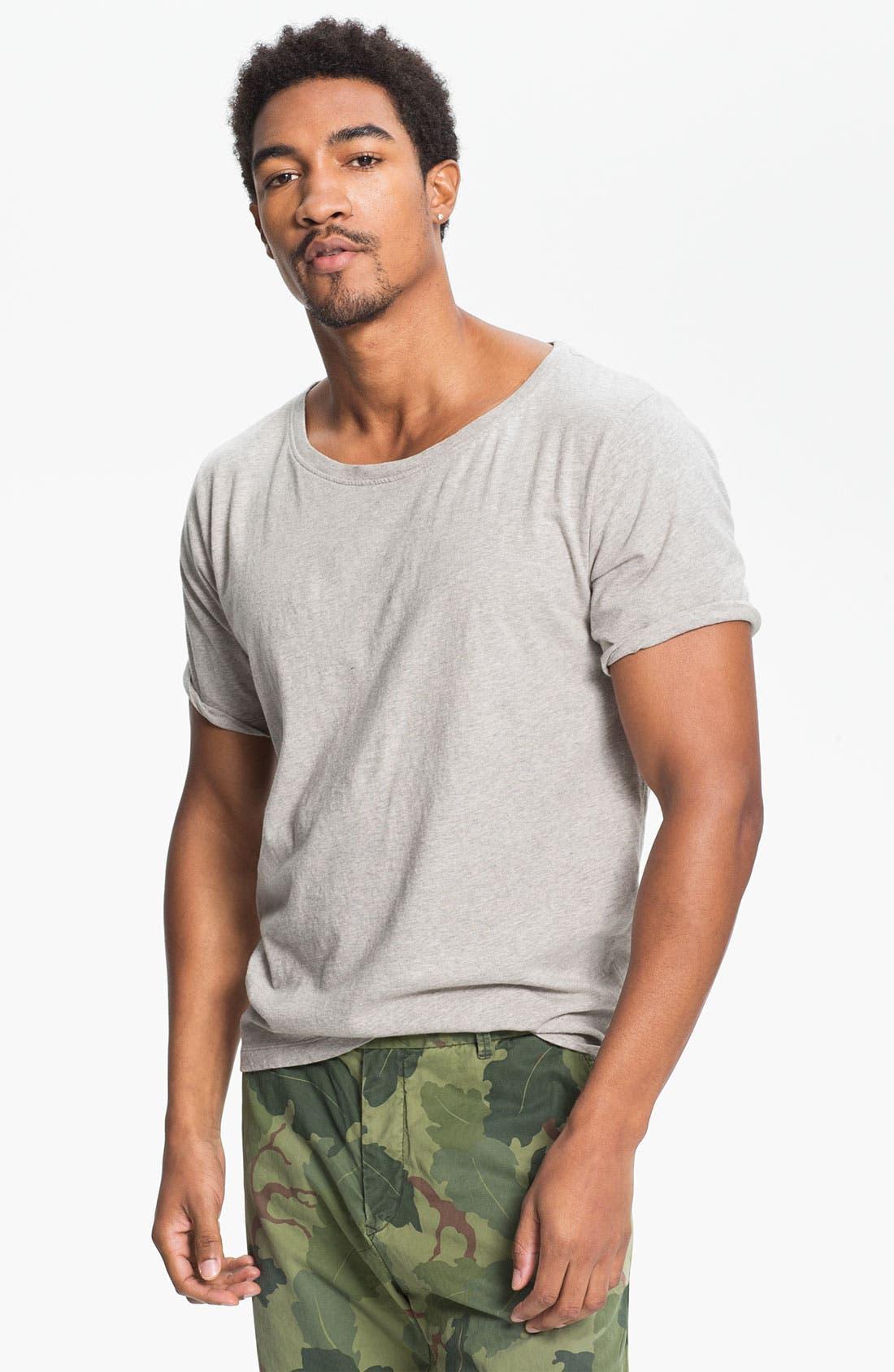 Alternate Image 1 Selected - Nudie Wide Crewneck T-Shirt
