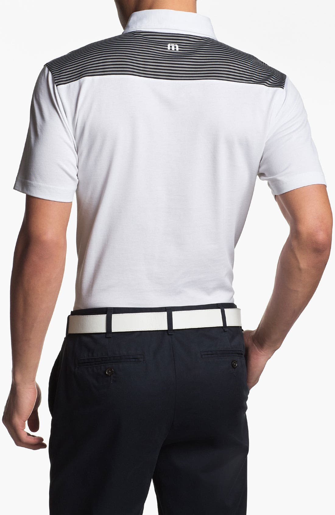 Alternate Image 2  - Travis Mathew 'Mommasulo' Regular Fit Golf Polo