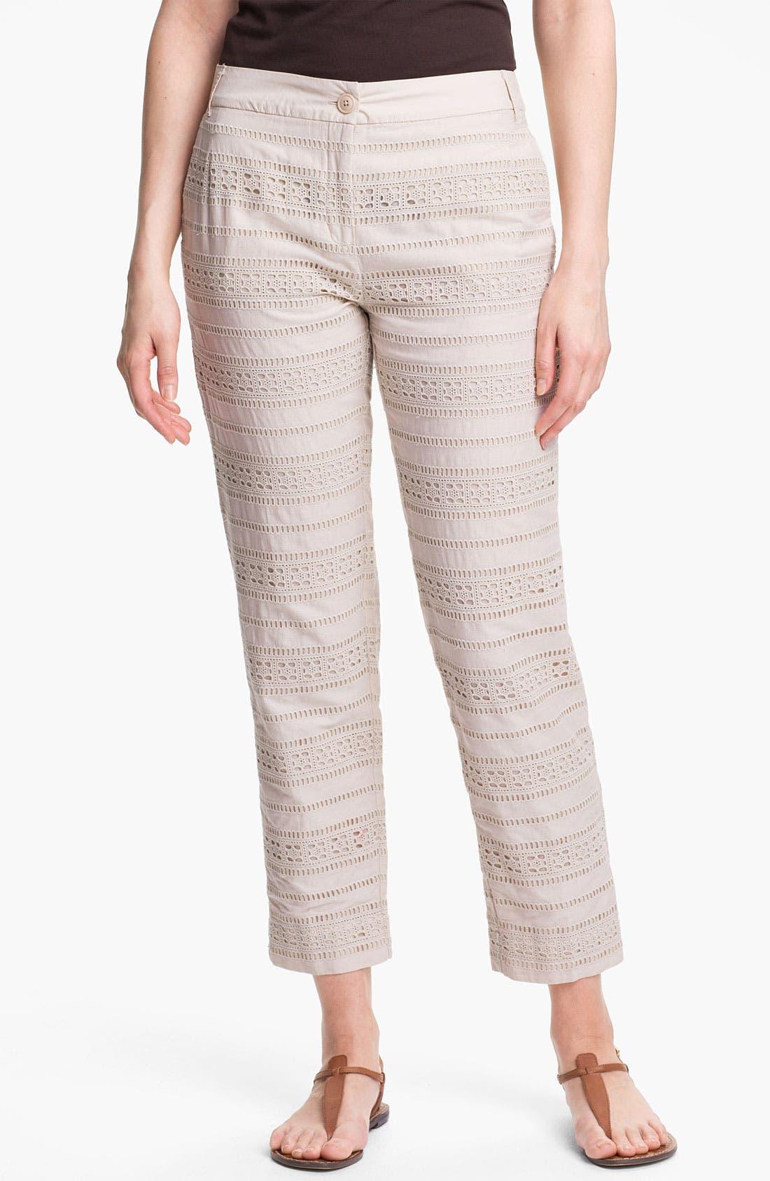 Alternate Image 1 Selected - Weekend Max Mara 'Visir' Pants