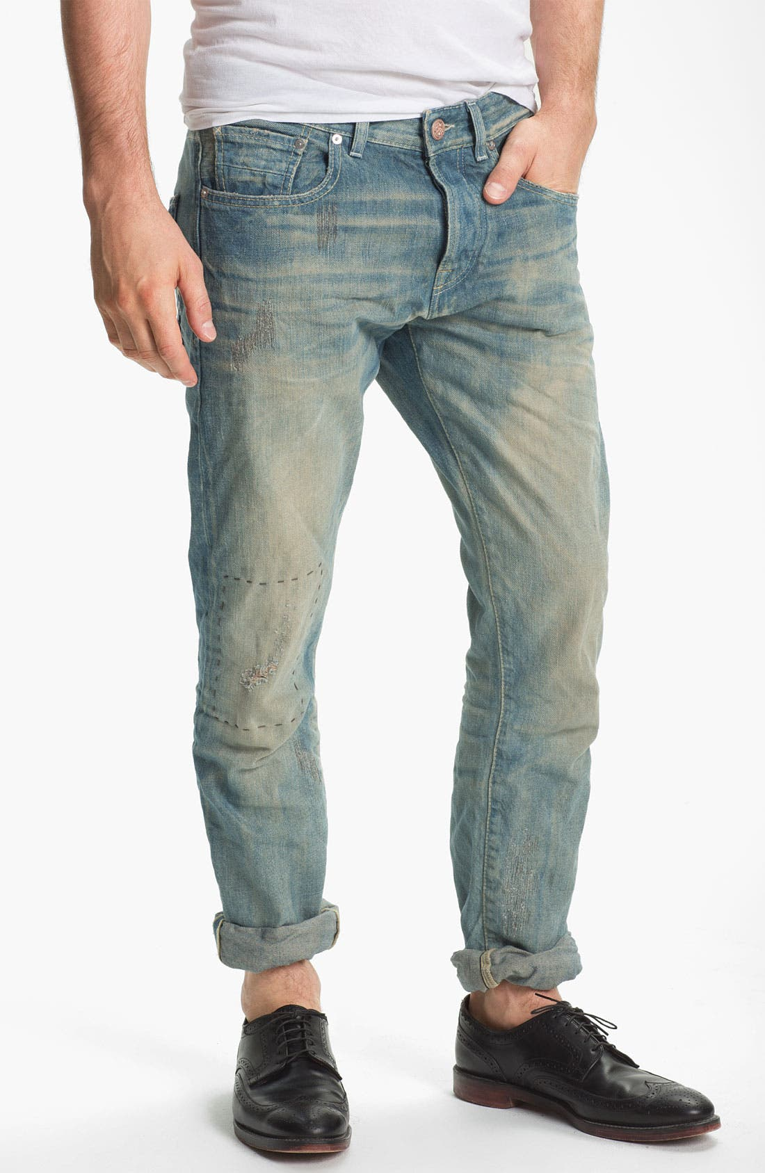 Alternate Image 2  - Scotch & Soda 'Ralston' Slim Straight Leg Jeans (Time Capsule)