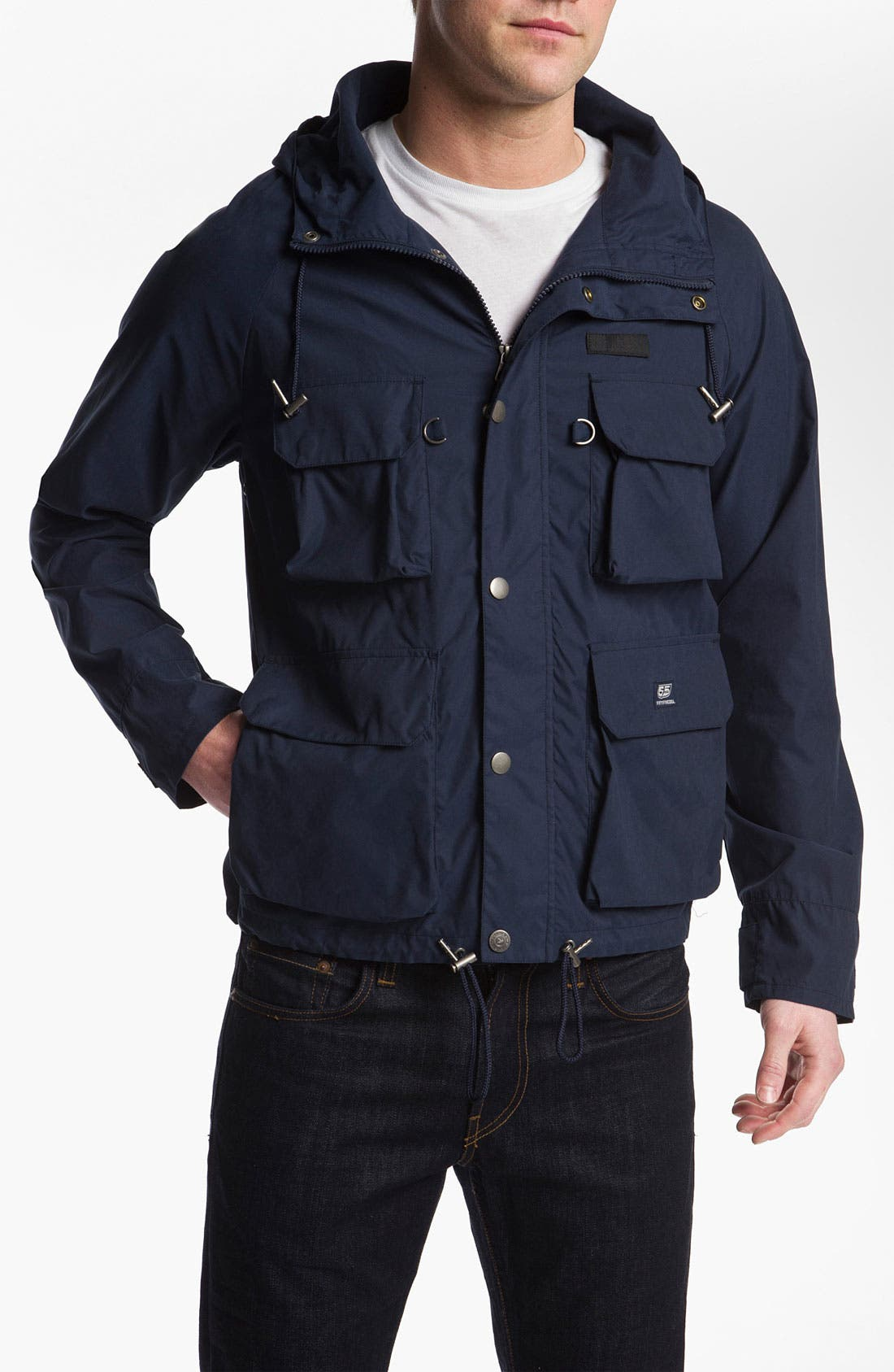Main Image - 55DSL 'Jampei' Twill Jacket