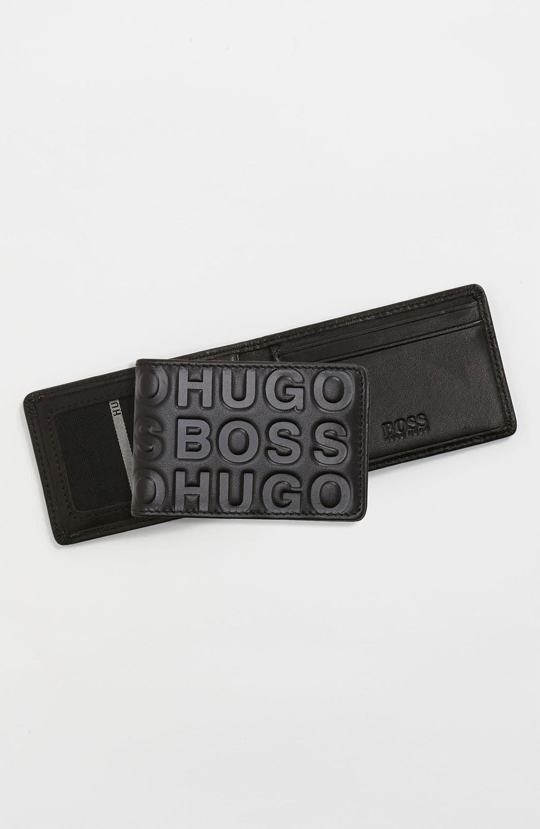 Main Image - BOSS Black 'Sampei' Wallet