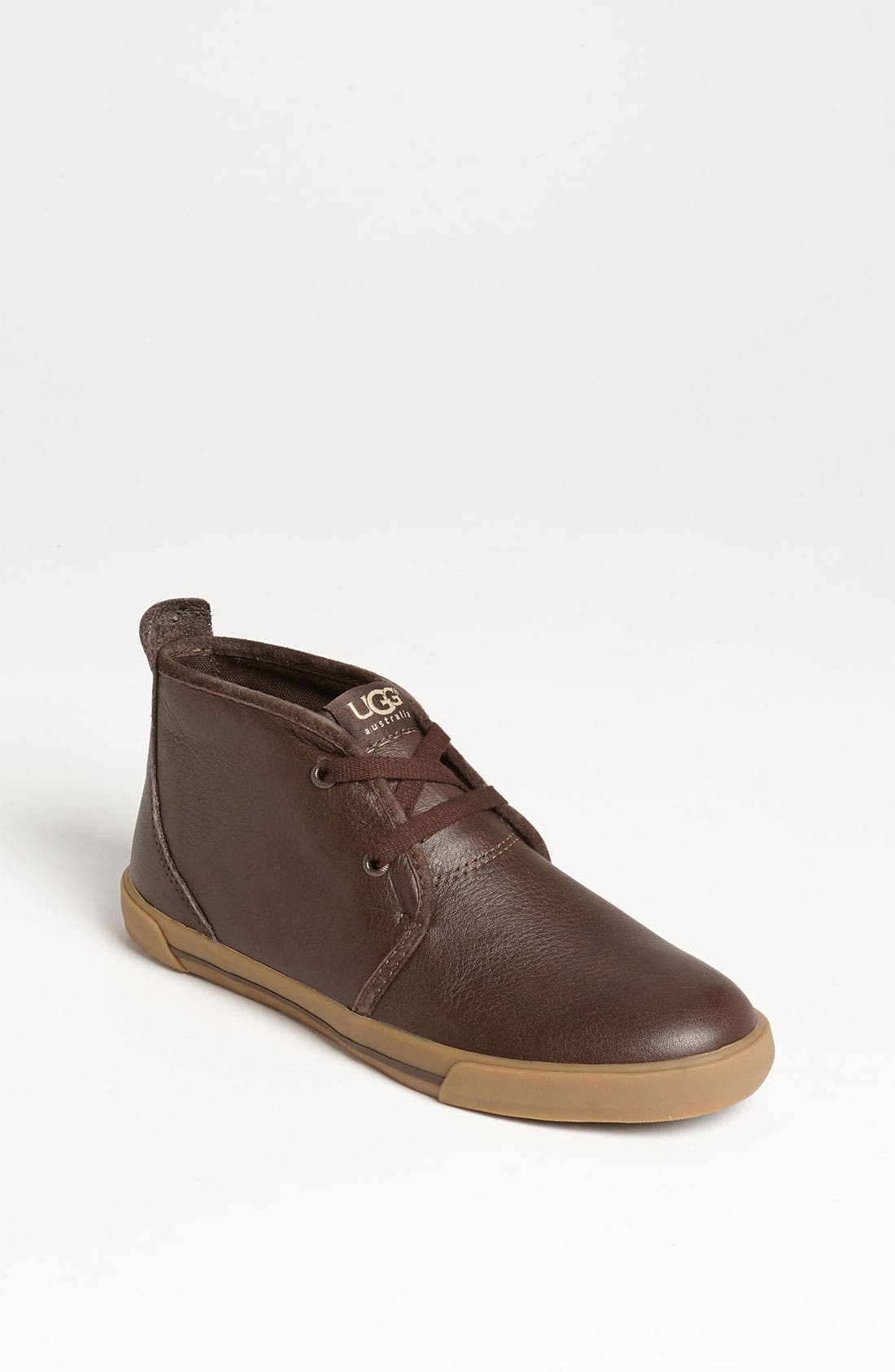 Alternate Image 1 Selected - UGG® Australia 'Brockman' Sneaker (Toddler, Little Kid & Big Kid)