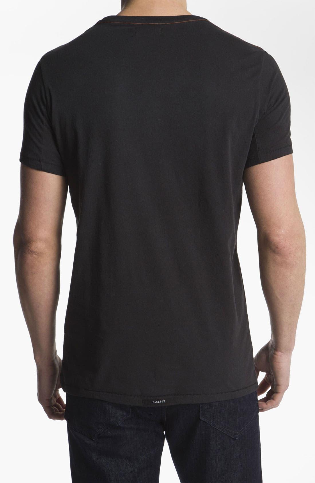 Alternate Image 2  - Zanerobe 'Vivid' T-Shirt