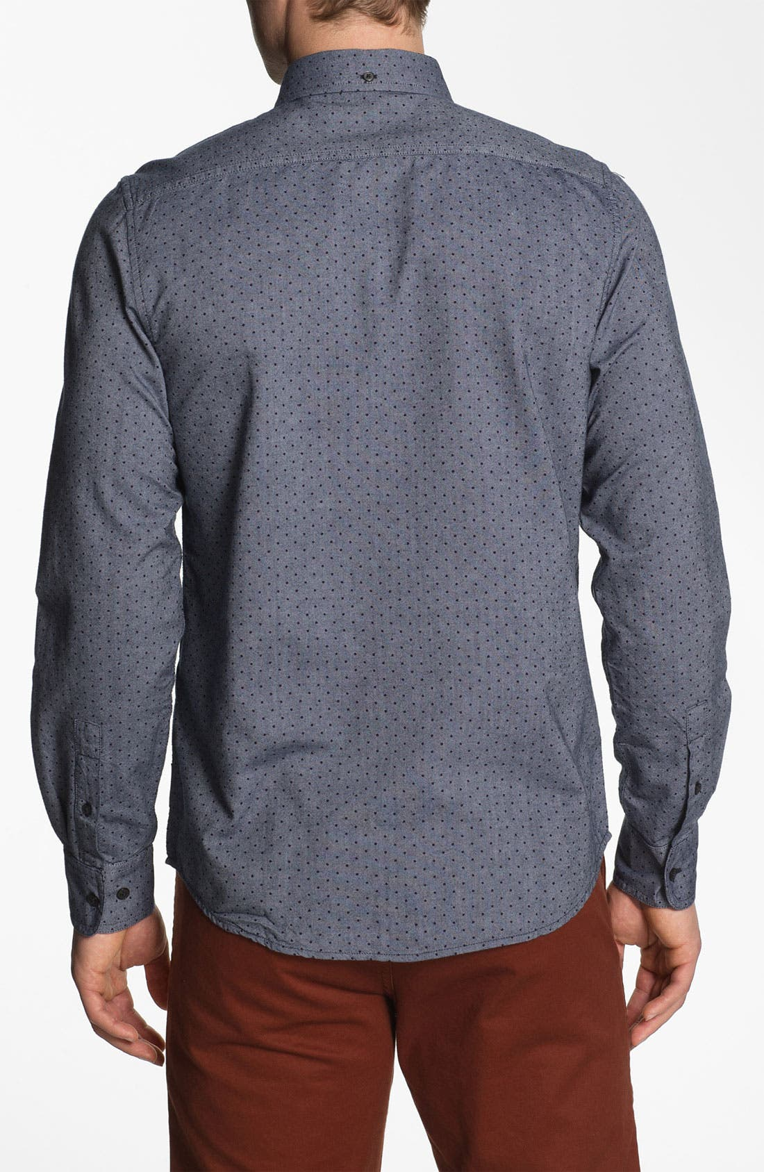 Alternate Image 2  - Ben Sherman Mod Fit Sport Shirt