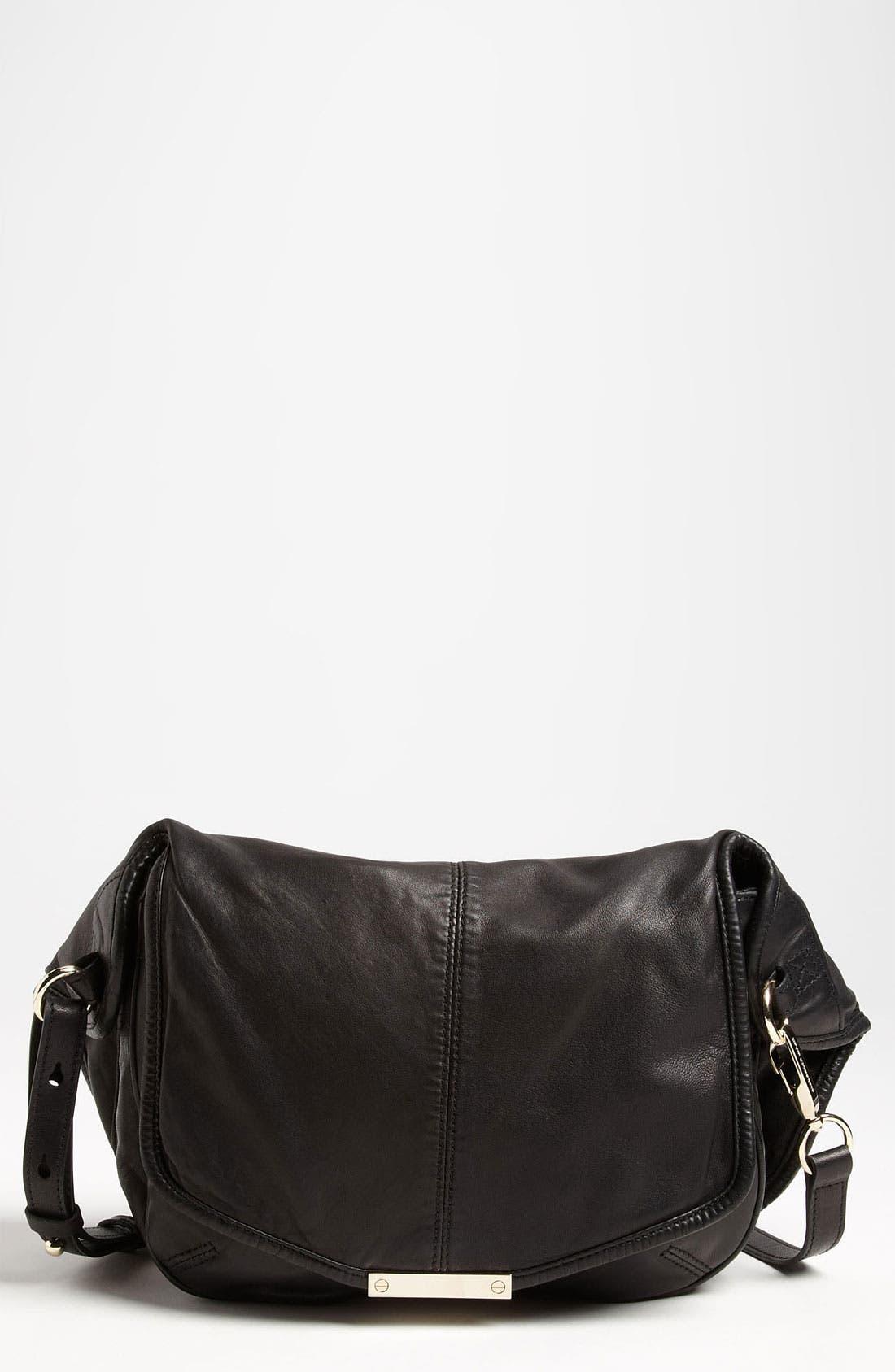 Alternate Image 1 Selected - Alexander Wang 'Iris' Leather Crossbody Bag