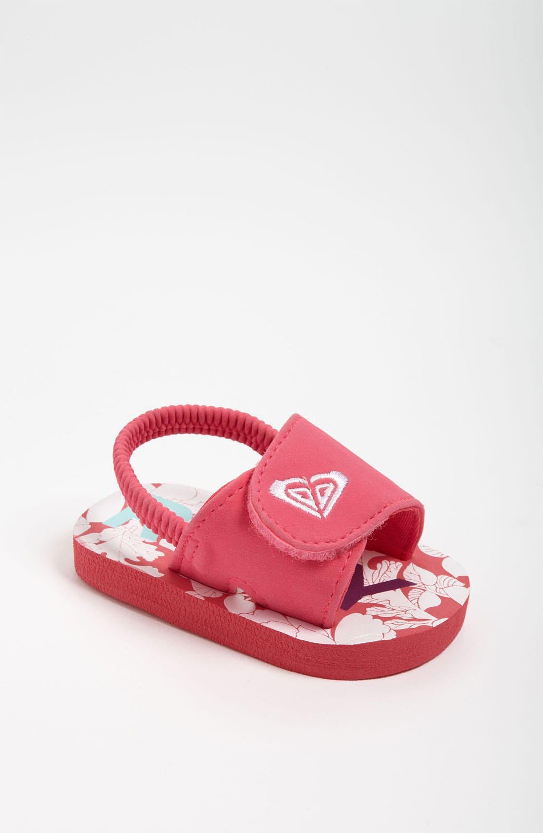 Alternate Image 1 Selected - 'Tip Toe II' Sandal (Baby)