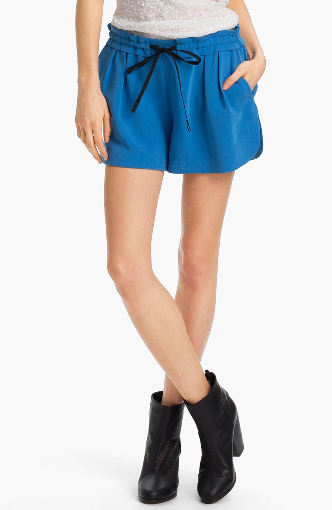 Alternate Image 1 Selected - rag & bone 'Ivette' Drawstring Shorts