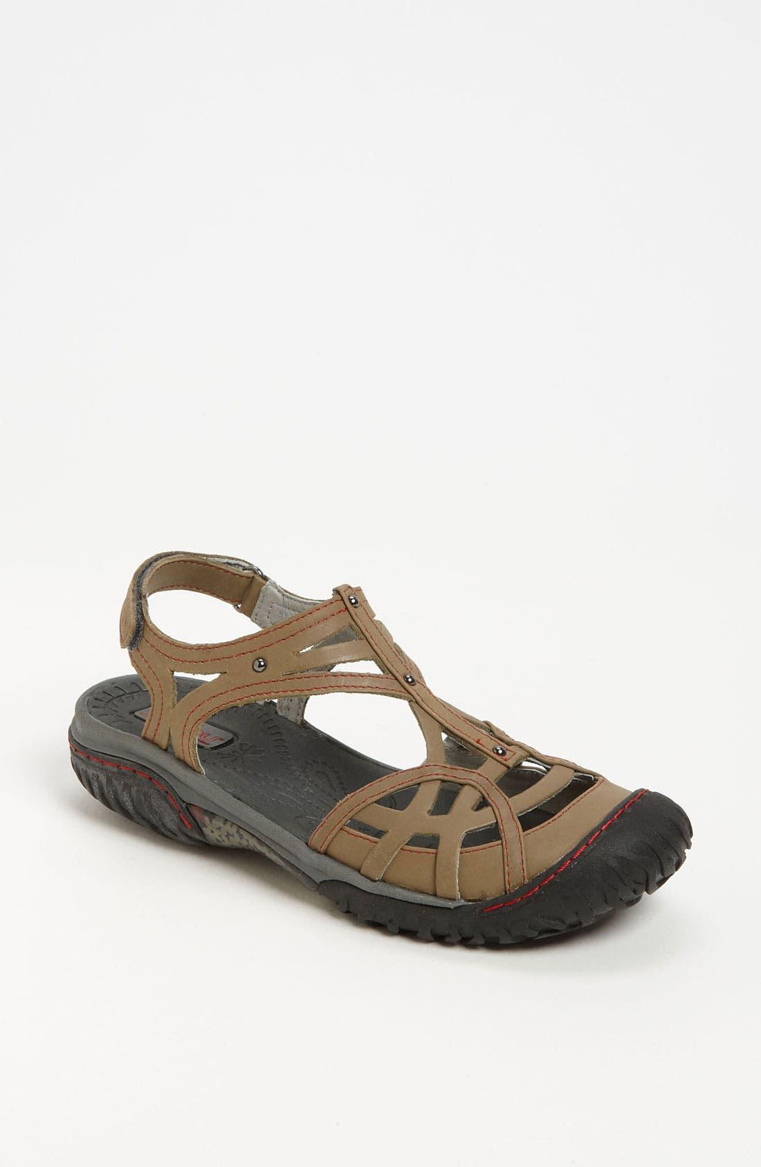 Alternate Image 1 Selected - Jambu 'All Terra Coconut' Sandal