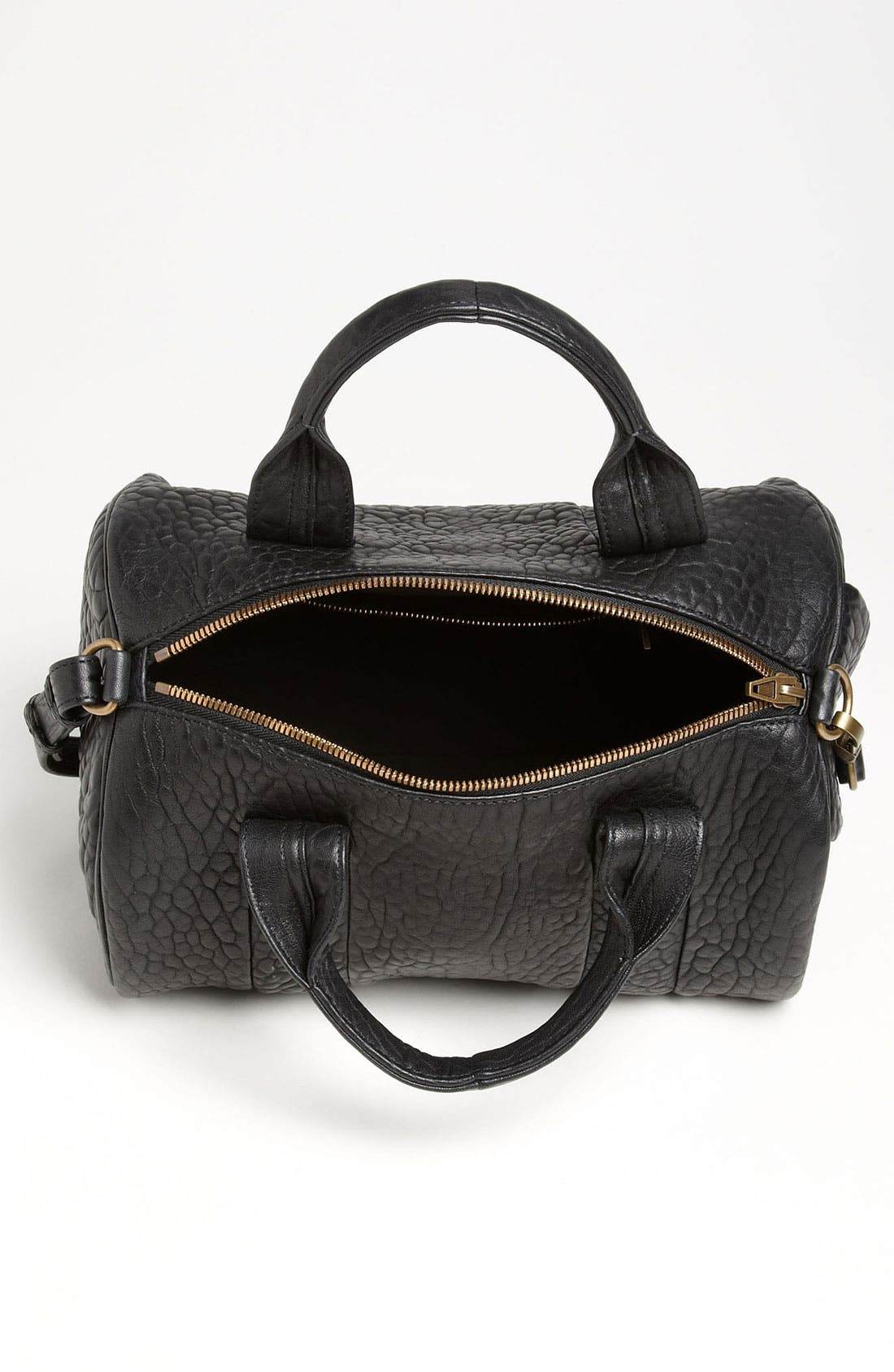 Alternate Image 3  - Alexander Wang 'Rocco - Antique Brass' Leather Satchel