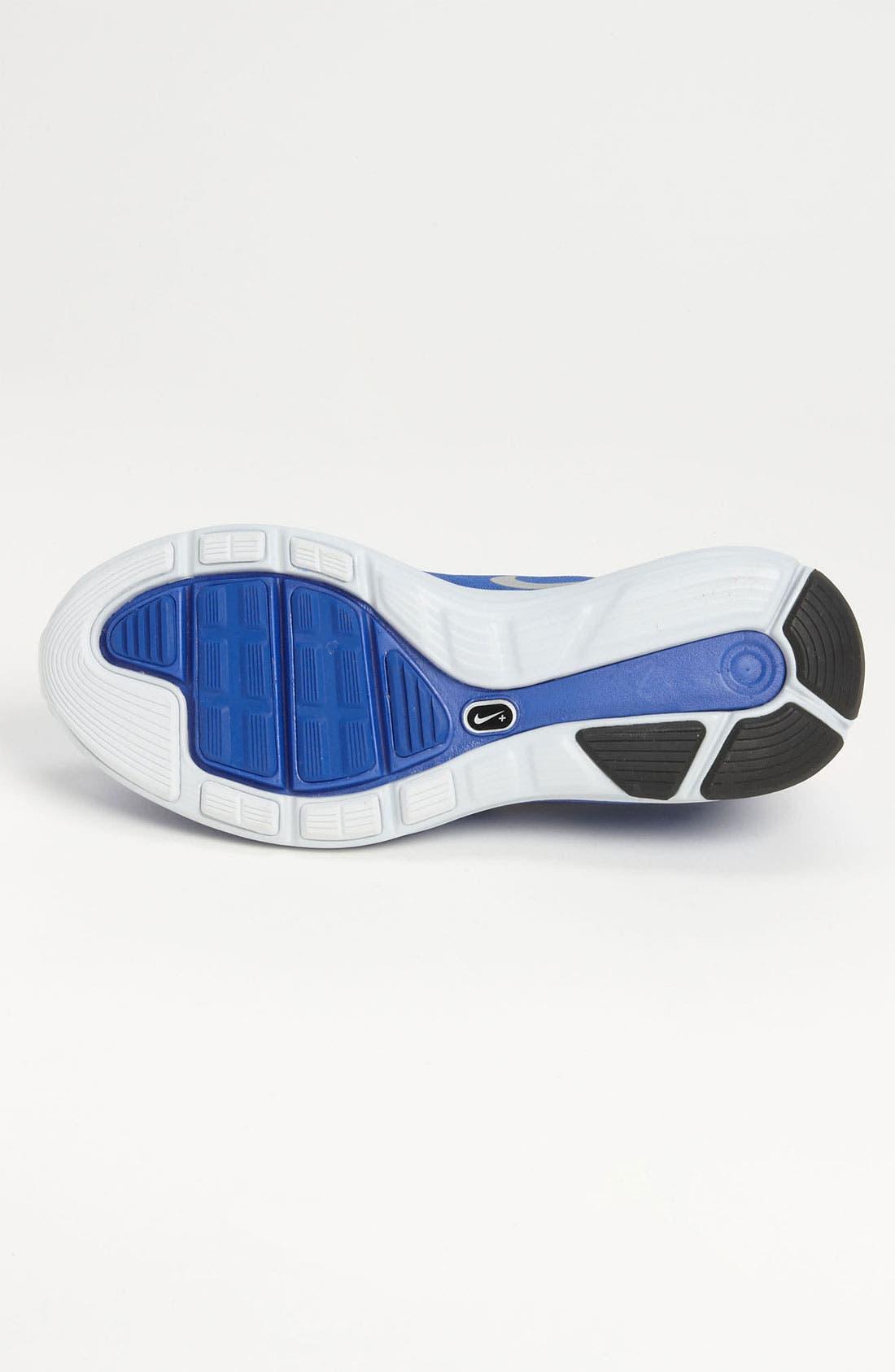 Alternate Image 4  - Nike 'LunarGlide+ 4' Running Shoe (Men)
