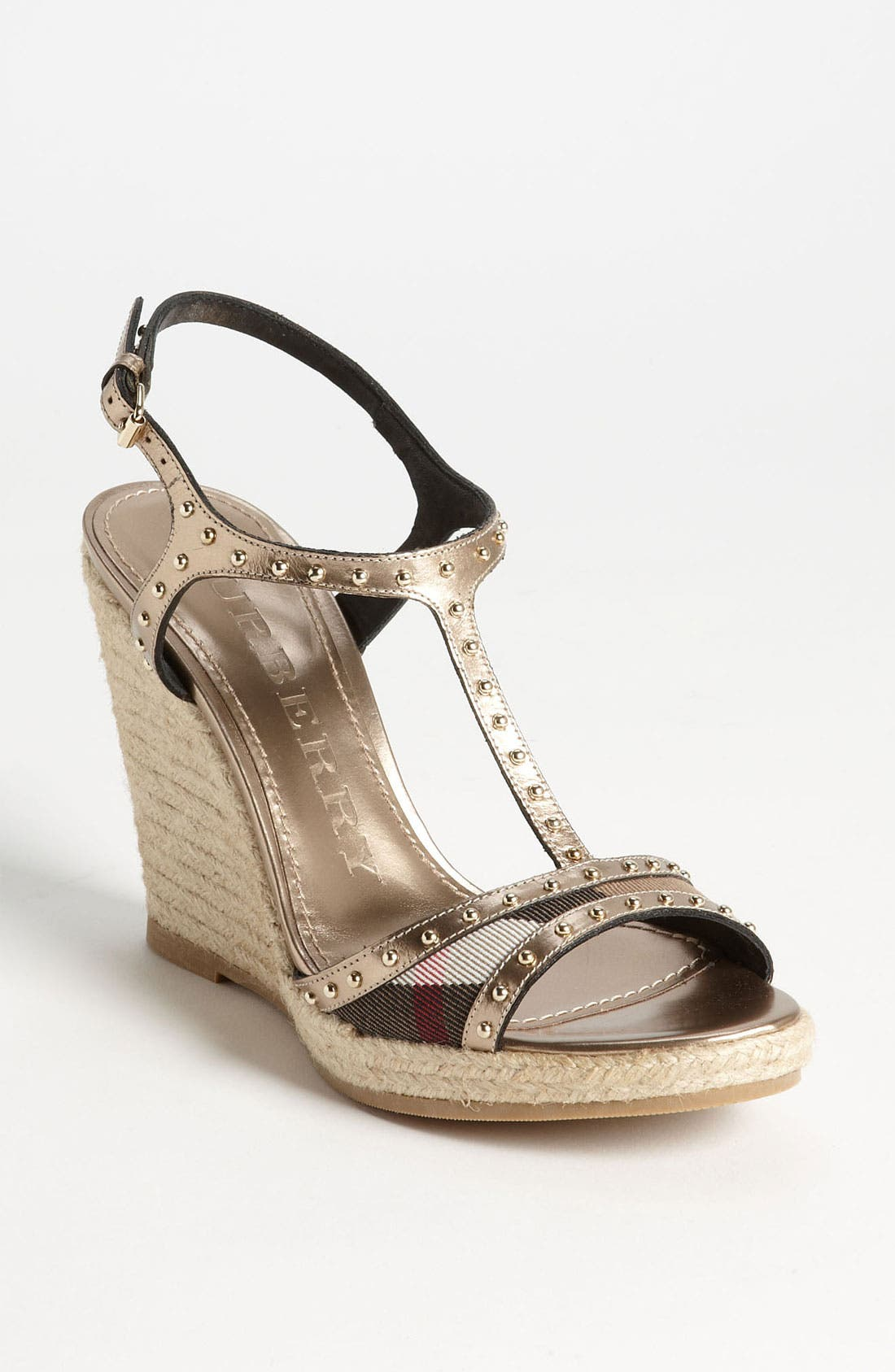 Alternate Image 1 Selected - Burberry 'Laleham' Wedge