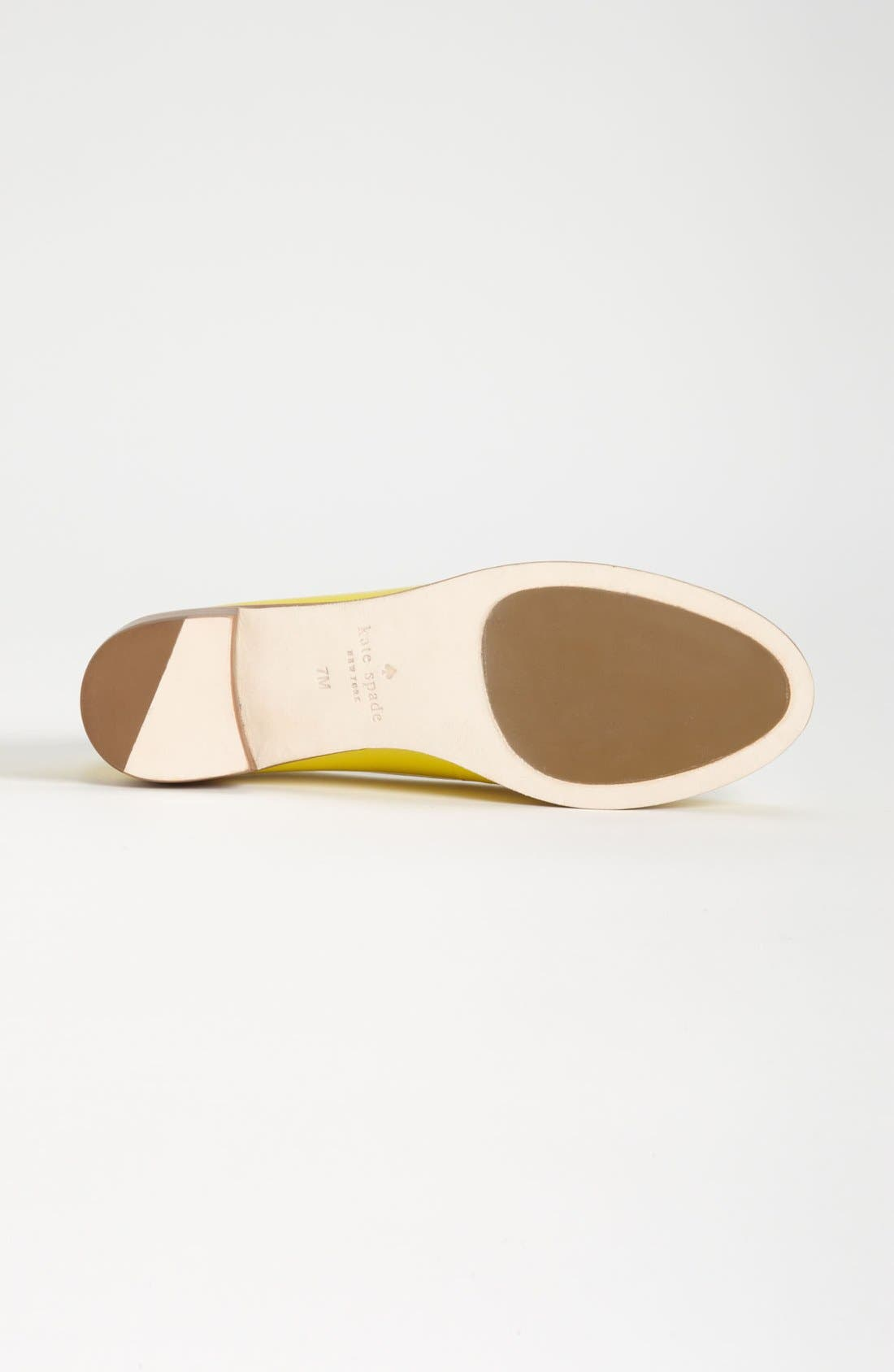 Alternate Image 4  - kate spade new york 'cody' loafer