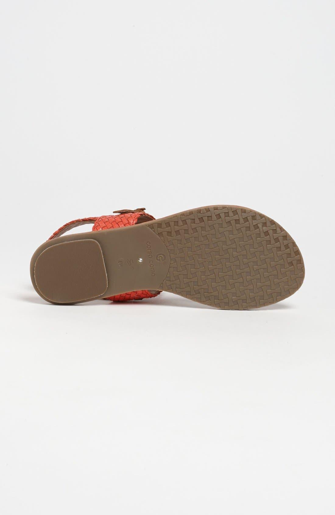 Alternate Image 4  - Corso Como 'Behave' Sandal
