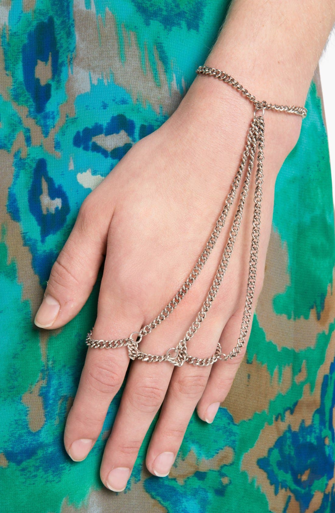 Alternate Image 1 Selected - Orion Three Finger Hand Chain