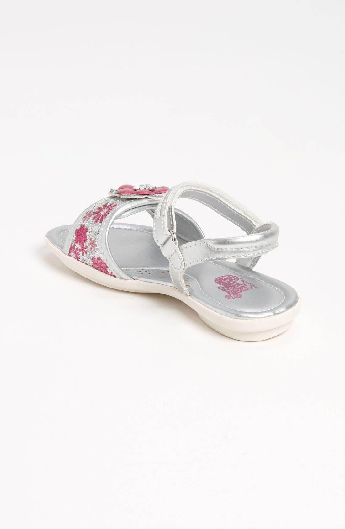 Alternate Image 2  - Stride Rite 'Electra' Sandal (Toddler)