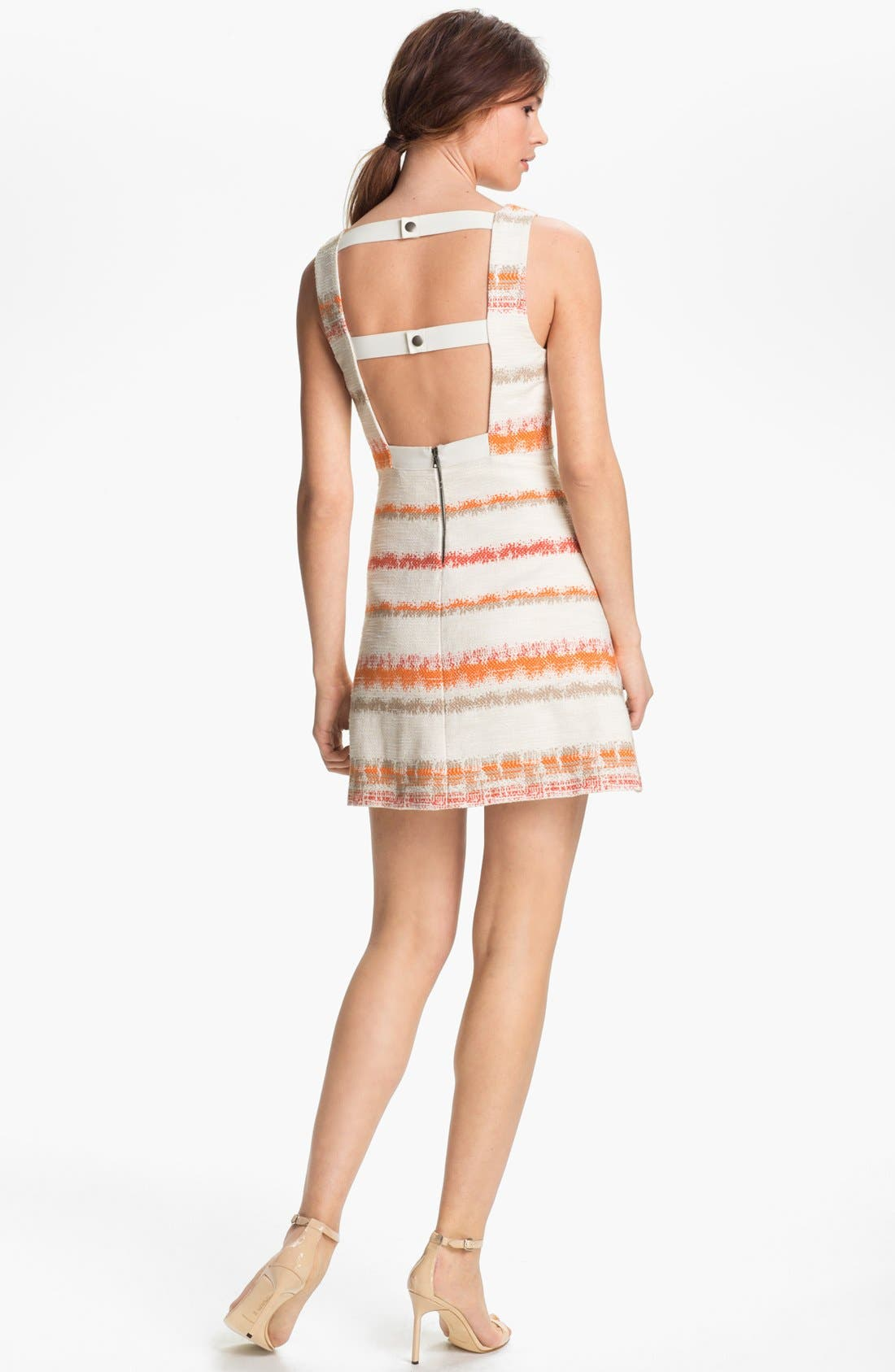 Alternate Image 2  - Alice + Olivia 'Everleigh' A-Line Dress