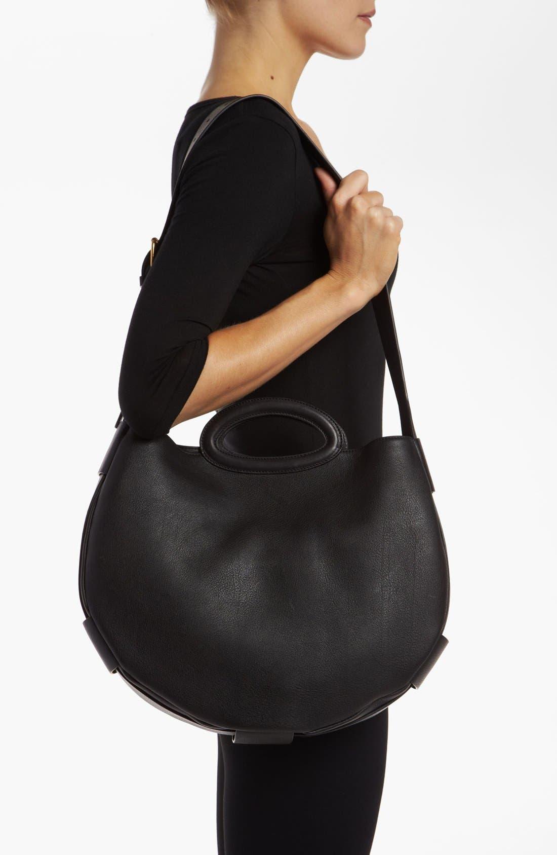 Alternate Image 2  - Marni 'Balloon - Medium' Leather Crossbody Bag