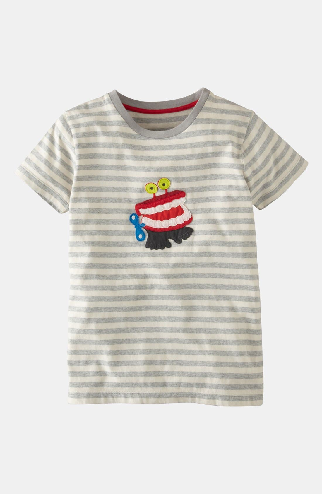 Main Image - Mini Boden 'Joke' T-Shirt (Toddler, Little Boys & Big Boys)