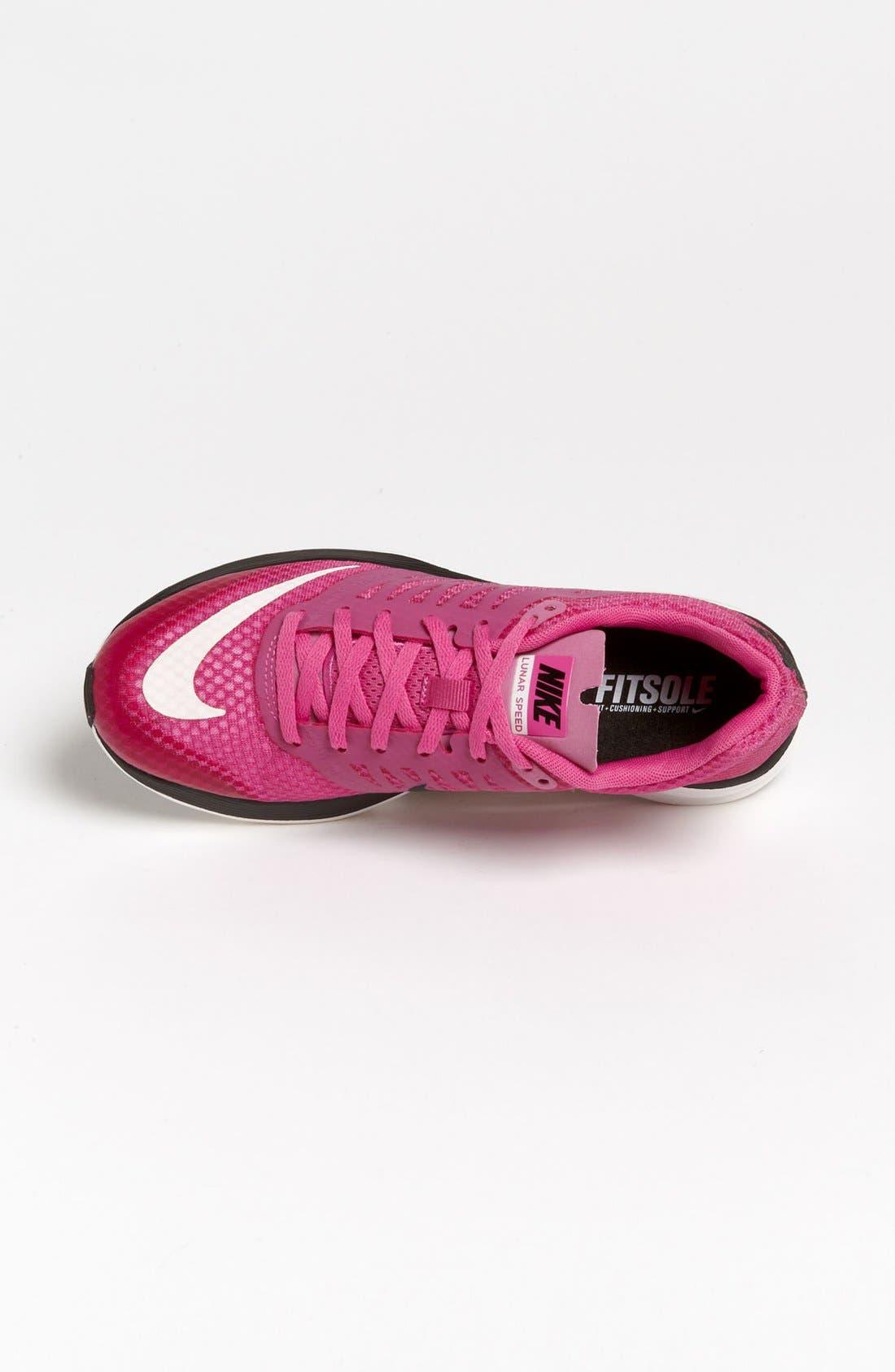 Alternate Image 3  - Nike 'LunarSpeed+' Running Shoe (Women)