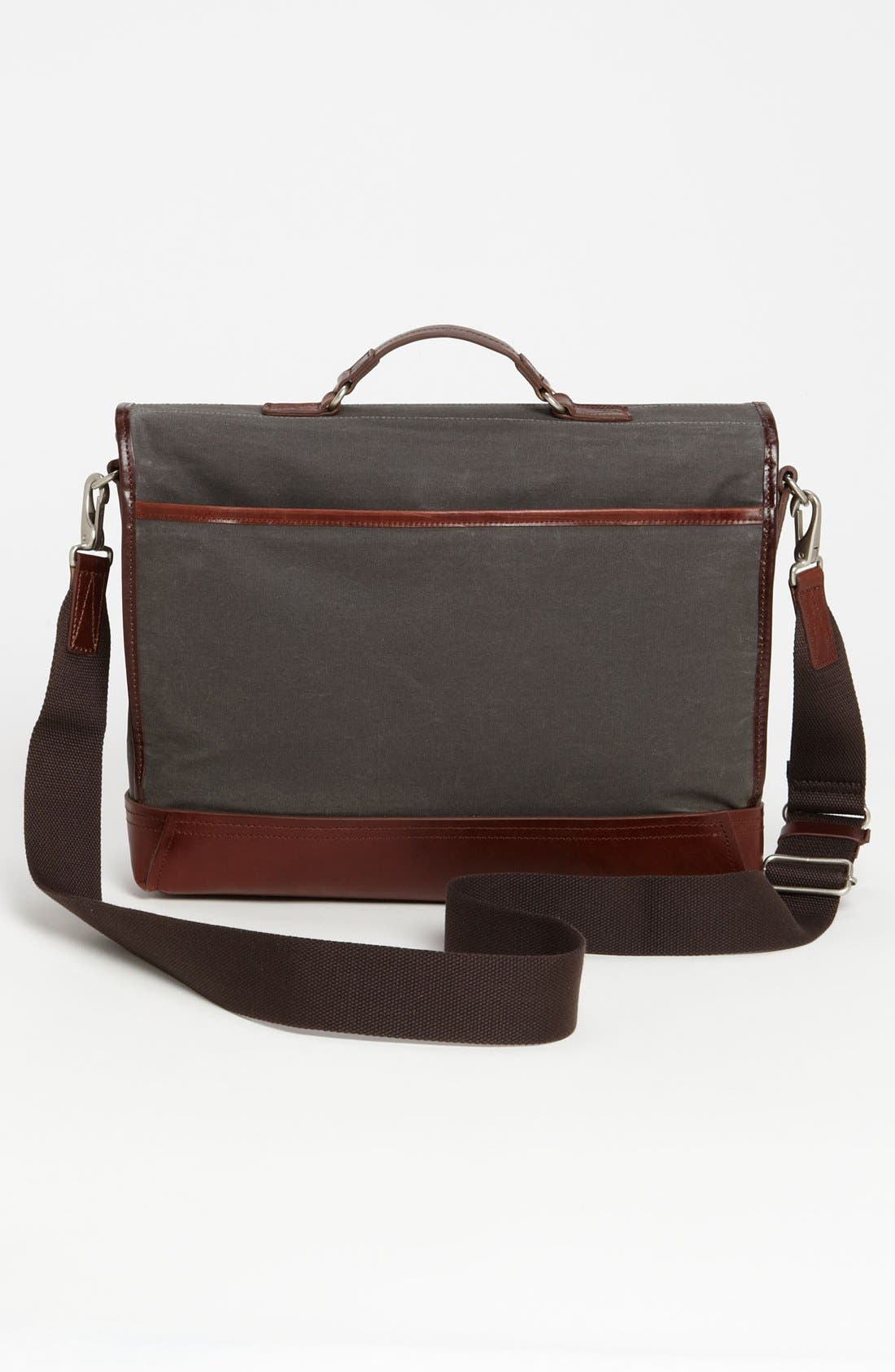 Alternate Image 2  - Property Of… 'Alfred' Canvas Briefcase