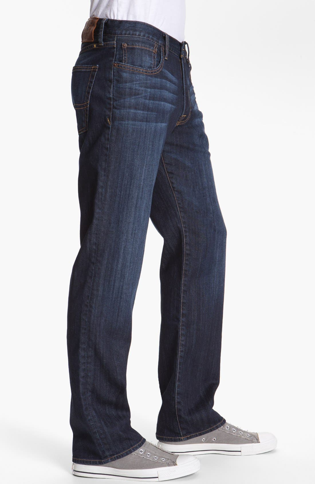 Alternate Image 3  - Lucky Brand '361 Vintage' Straight Leg Jeans (Chanson)