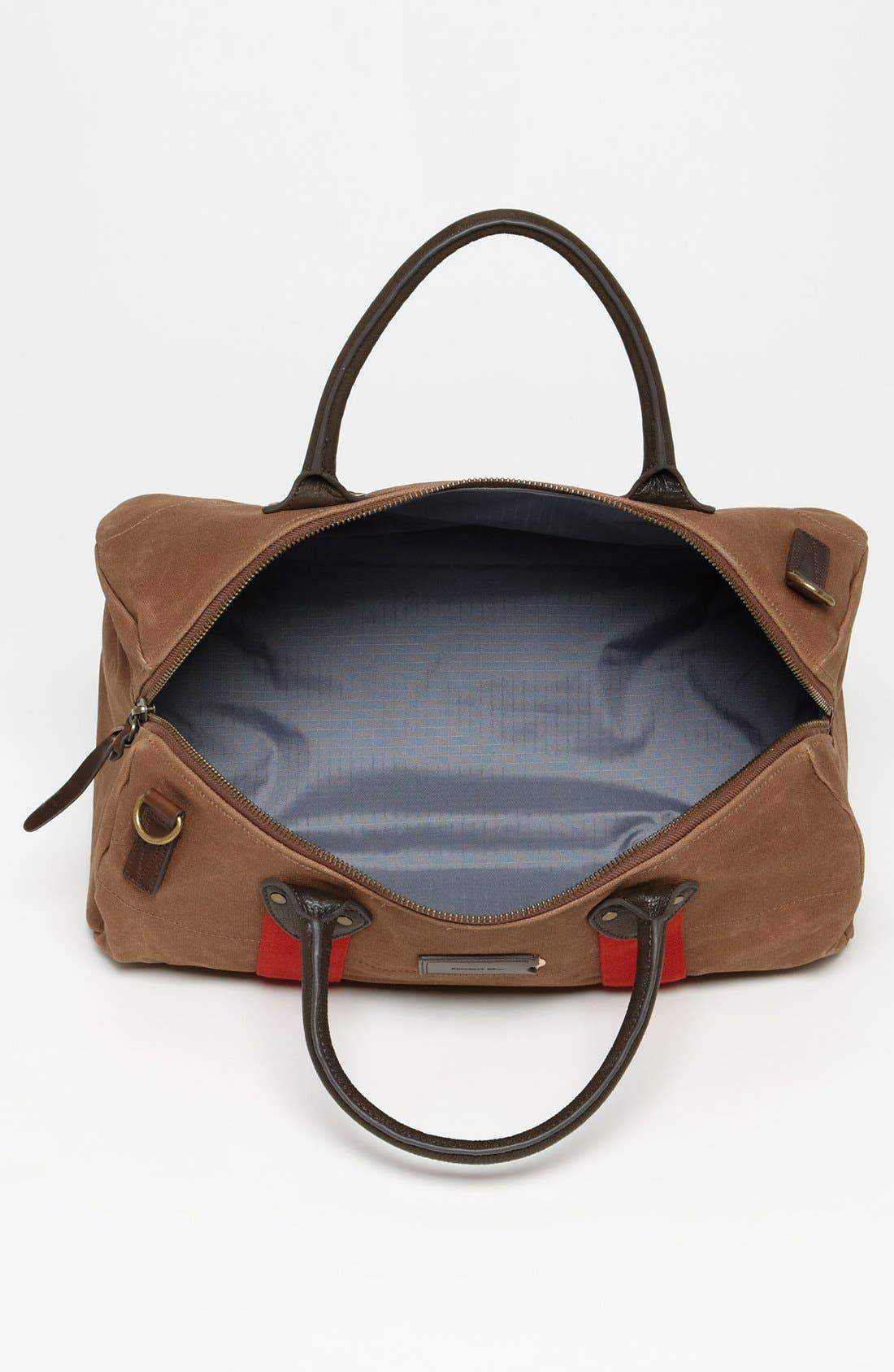 Alternate Image 3  - Property Of... 'Rafe' Boston Bag