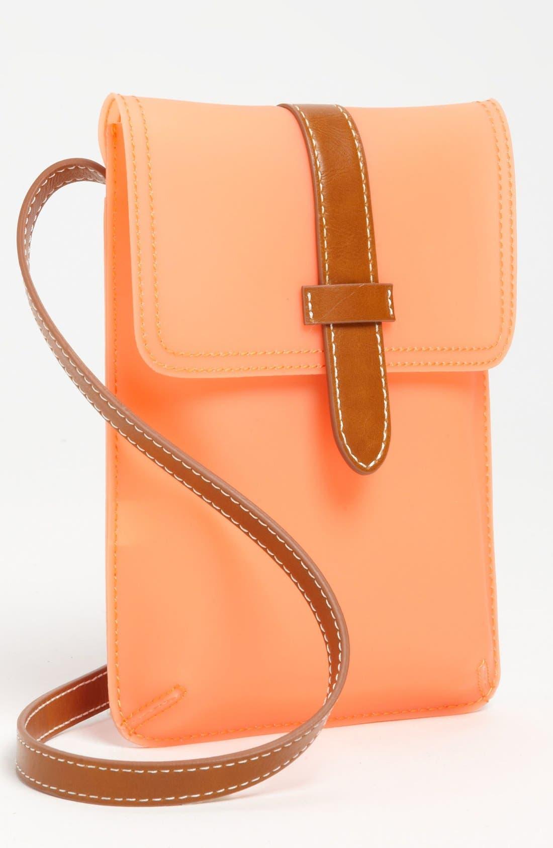 Alternate Image 1 Selected - Tarnish Jelly Crossbody Bag