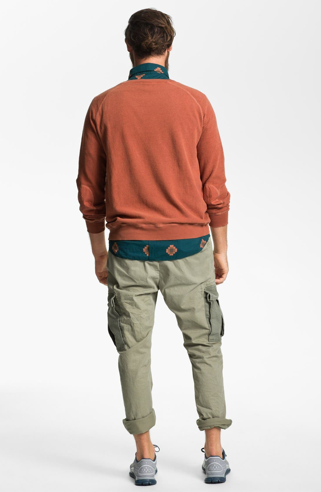 Alternate Image 5  - Scotch & Soda 'Cobain' Slim Tapered Leg Cargo Pants