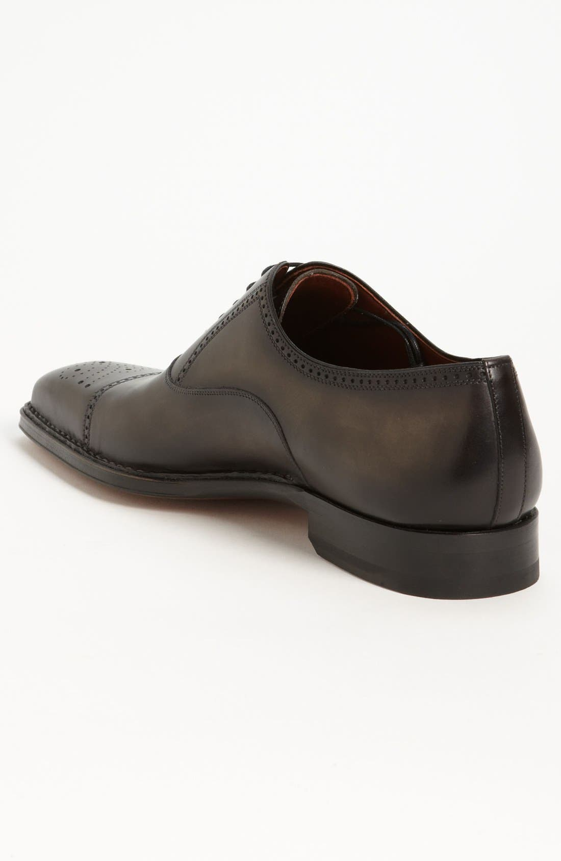 Alternate Image 2  - Magnanni 'Seleccion - Valencia' Cap Toe Oxford
