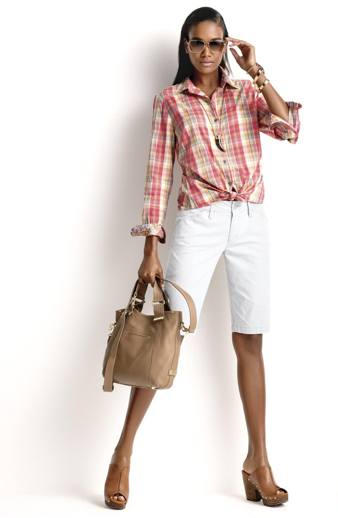 Alternate Image 2  - Jag Jeans 'Lilly' Bermuda Shorts